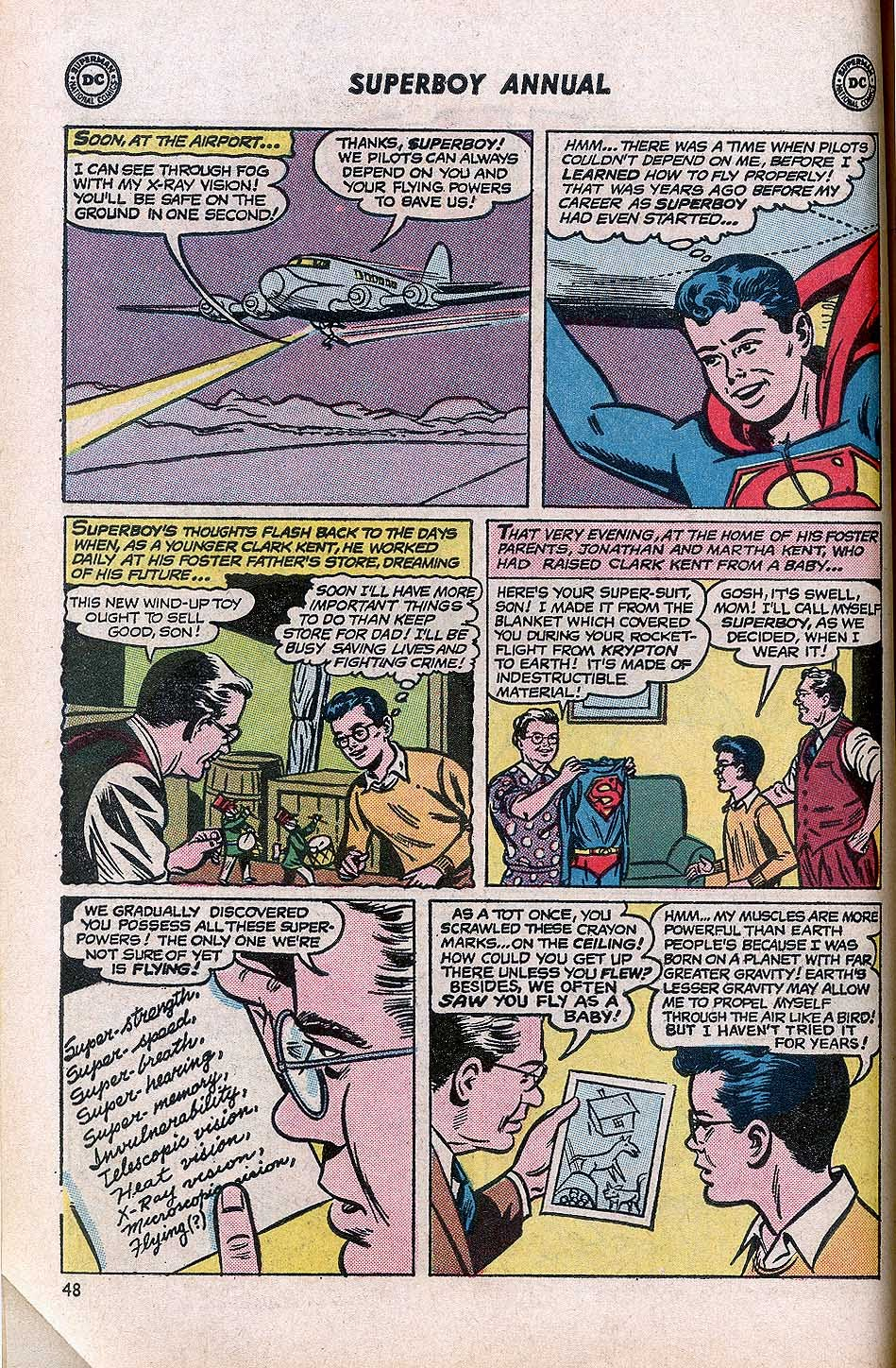 Superboy (1949) issue Annual 1 - Page 50