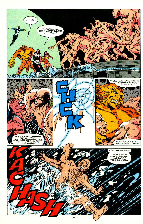 Read online Alpha Flight (1983) comic -  Issue #89 - 17