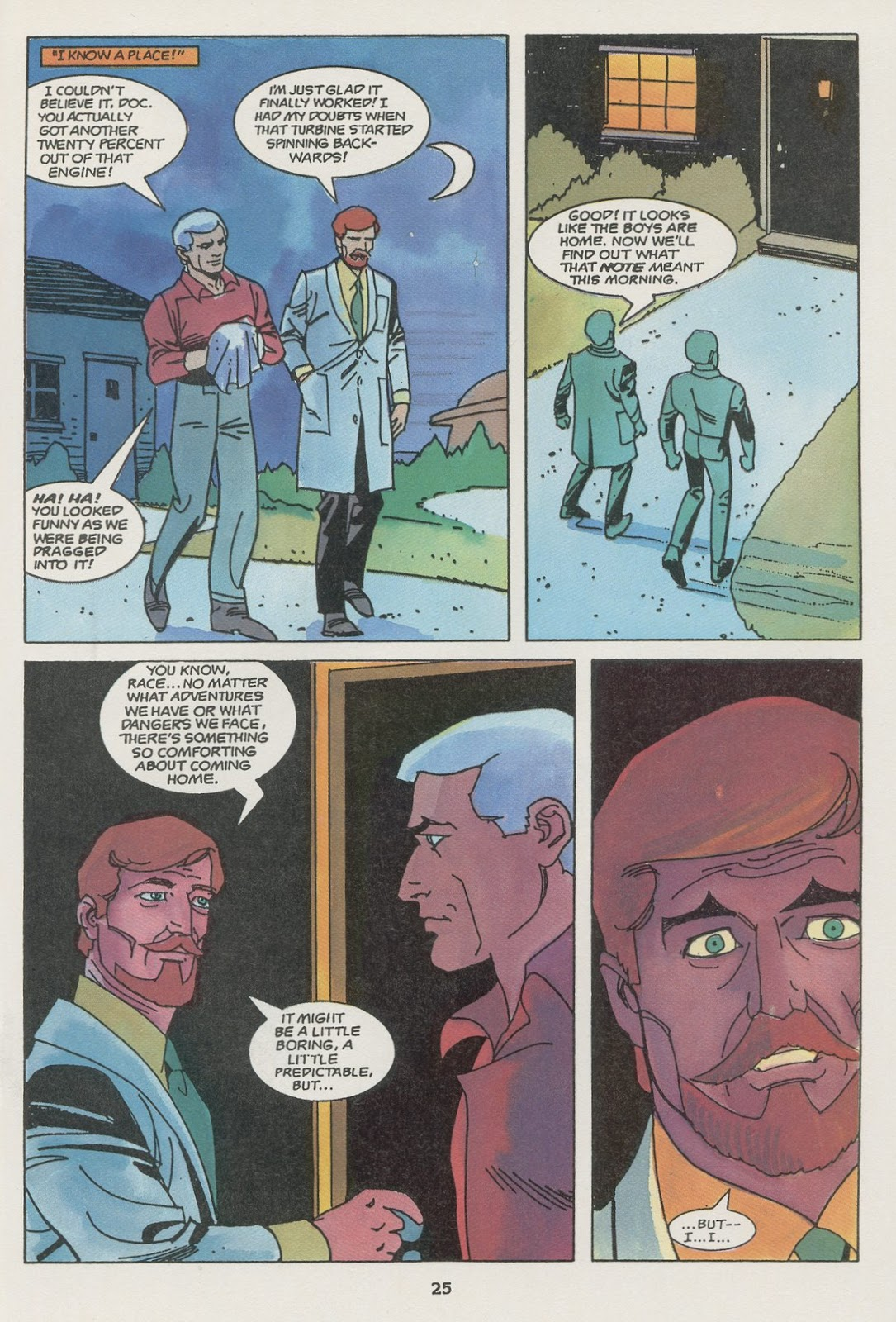 Jonny Quest (1986) issue 19 - Page 27
