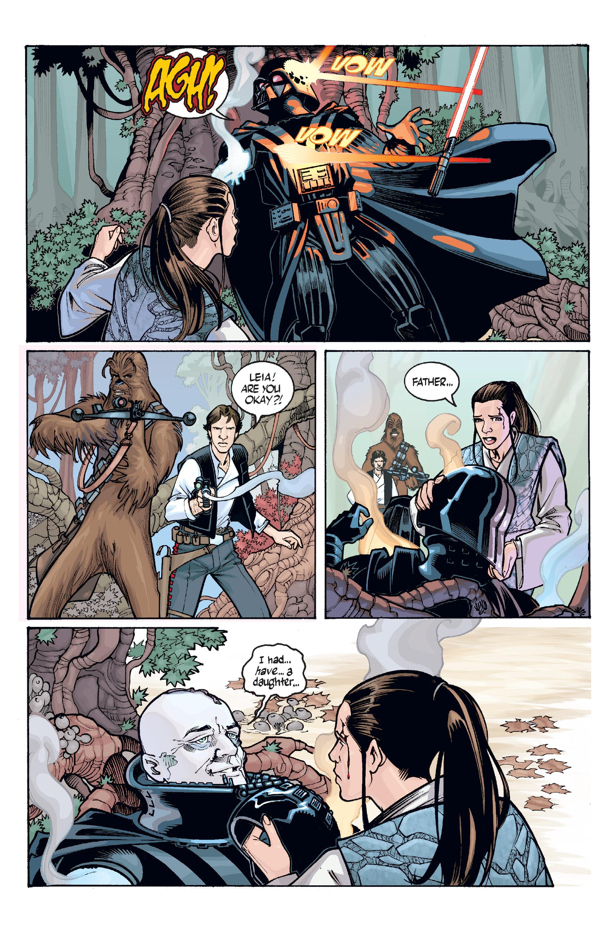 Read online Star Wars Omnibus comic -  Issue # Vol. 27 - 182