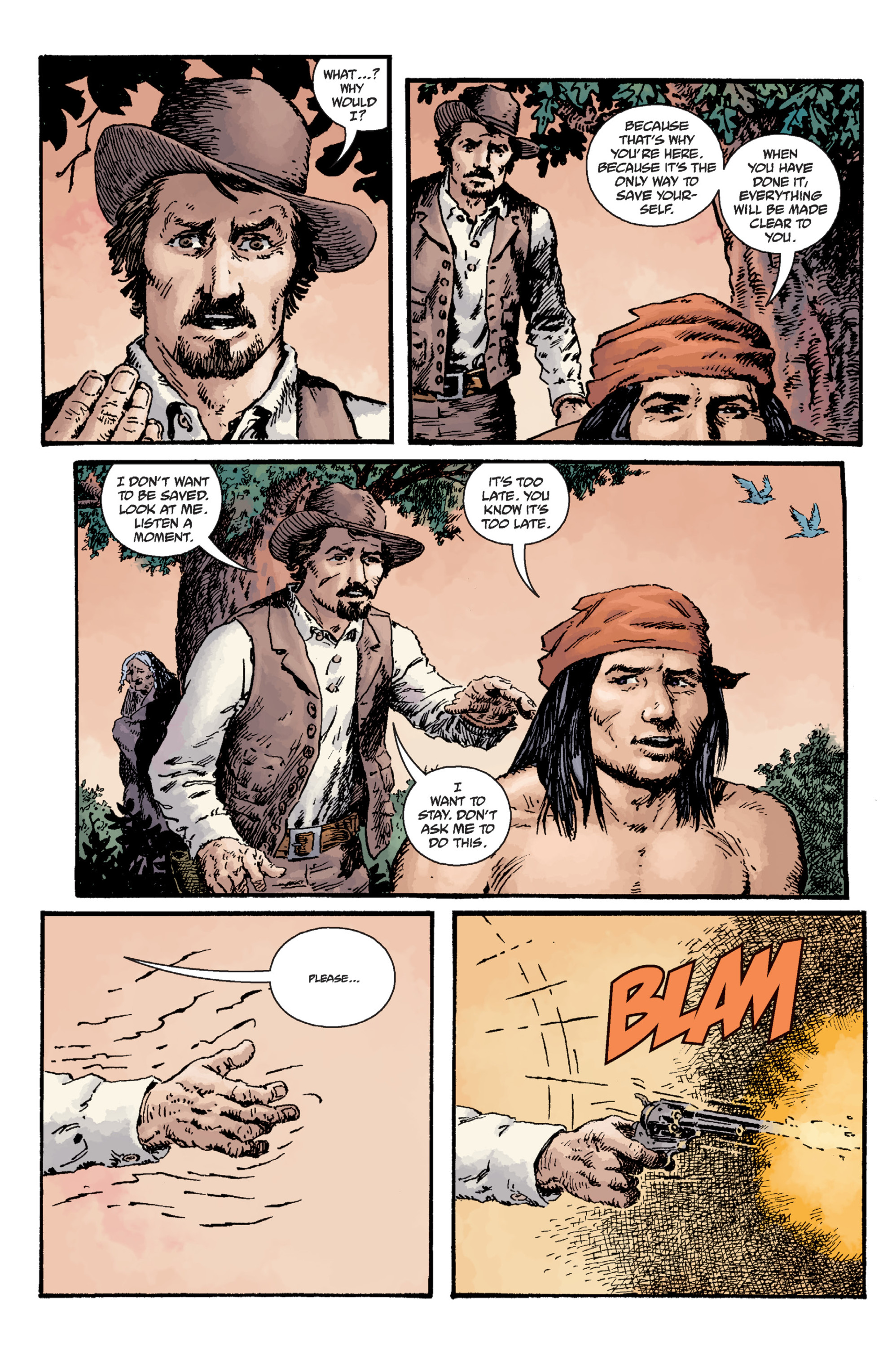 Read online Sir Edward Grey, Witchfinder: Lost and Gone Forever comic -  Issue # TPB - 115