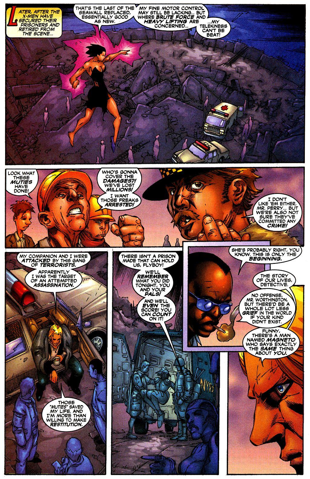 X-Men (1991) 105 Page 21