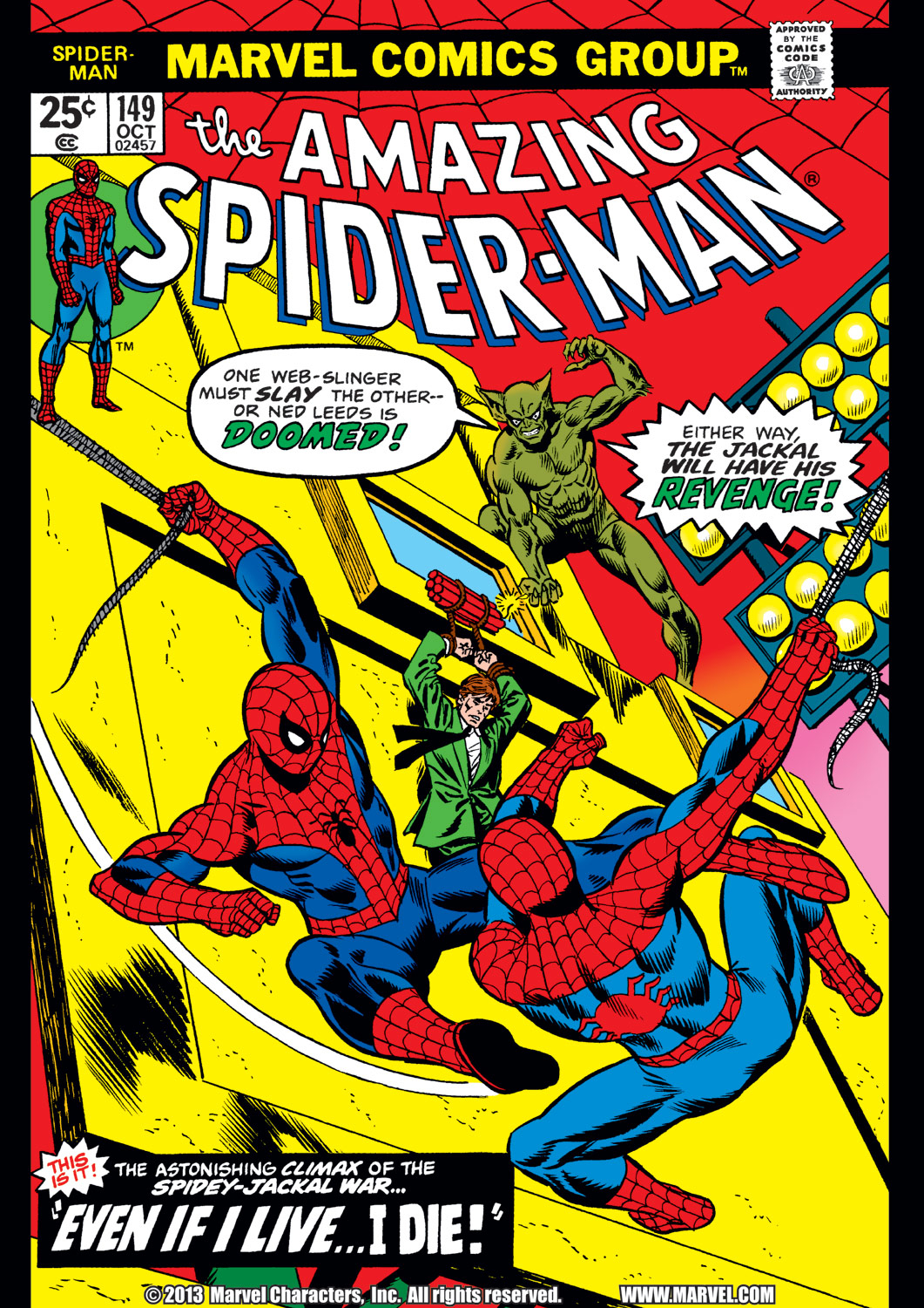 The Amazing Spider-Man (1963) 149 Page 1