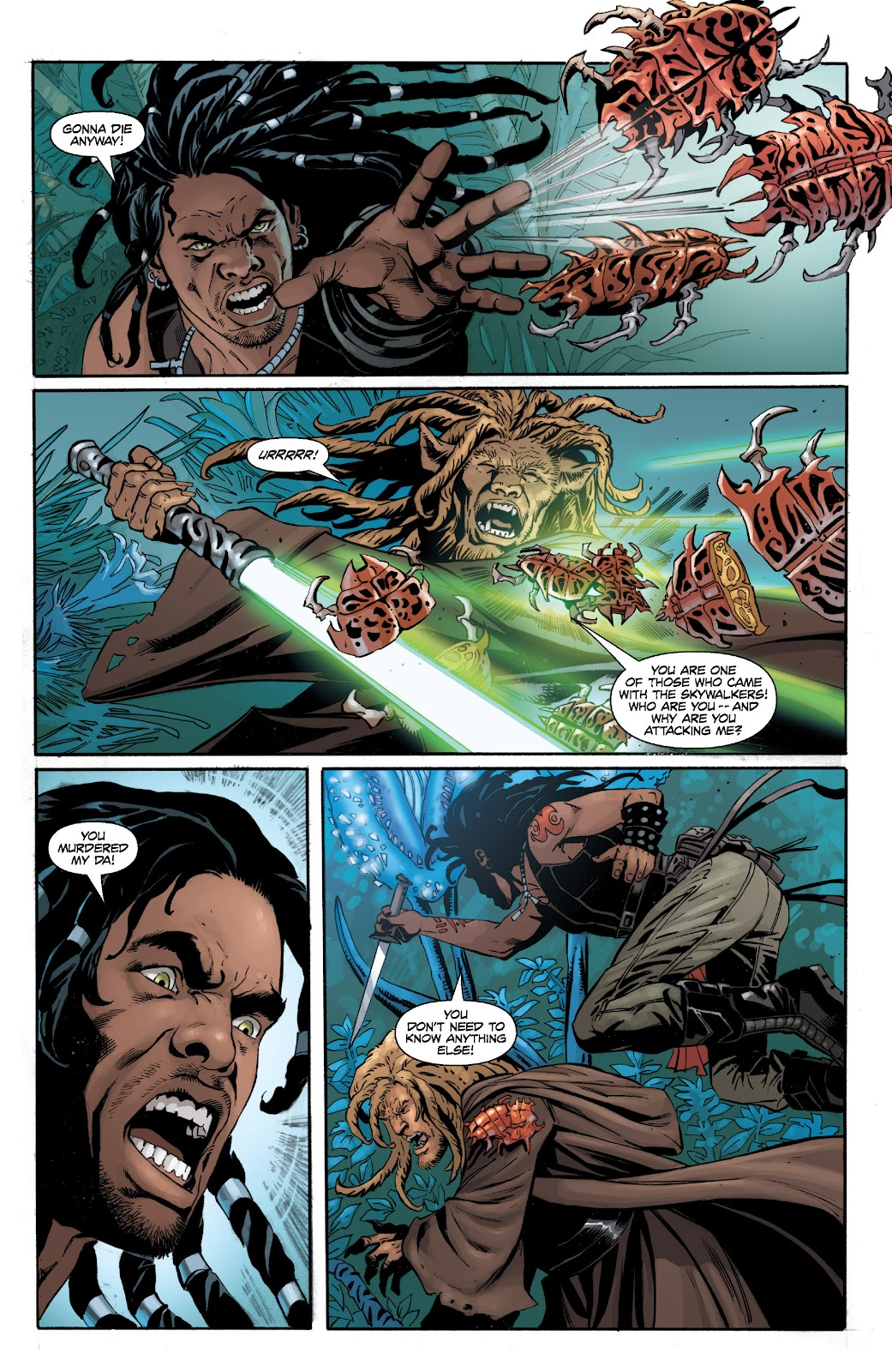 Read online Star Wars Legends: Legacy - Epic Collection comic -  Issue # TPB 2 (Part 2) - 78