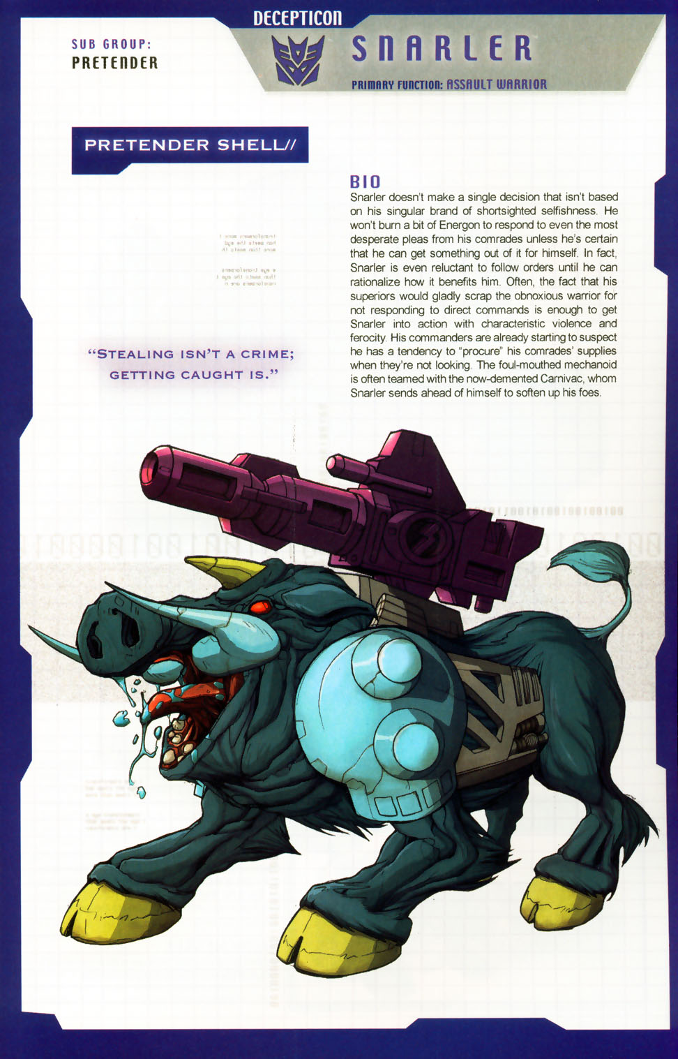 Read online Transformers: More than Meets the Eye comic -  Issue #6 - 29