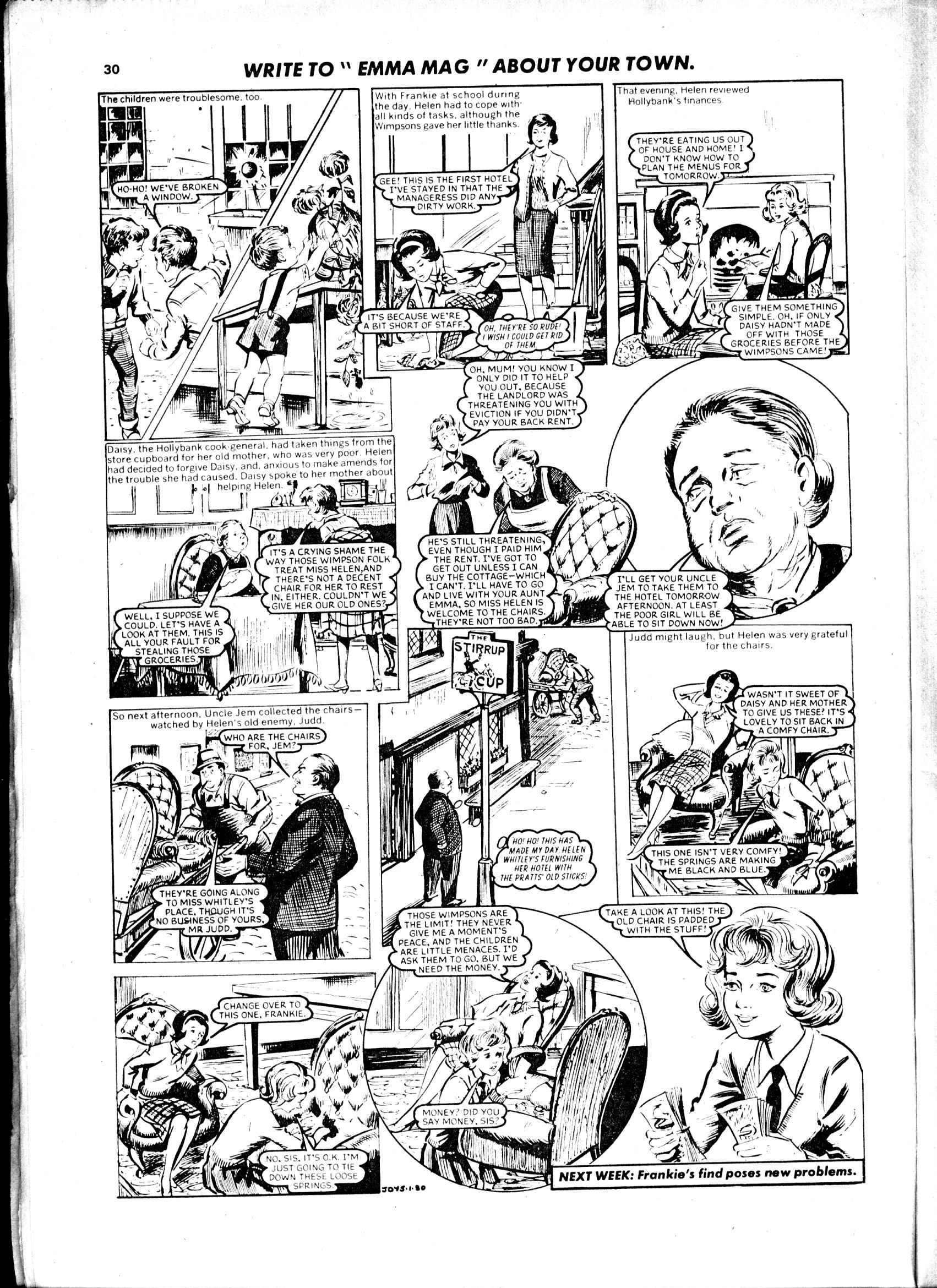 Read online Judy comic -  Issue #43 - 28