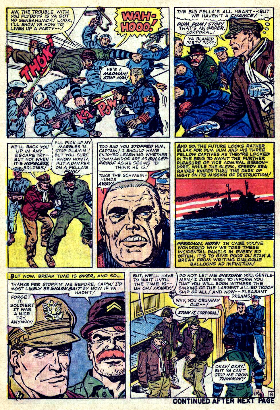 Read online Sgt. Fury comic -  Issue #26 - 12