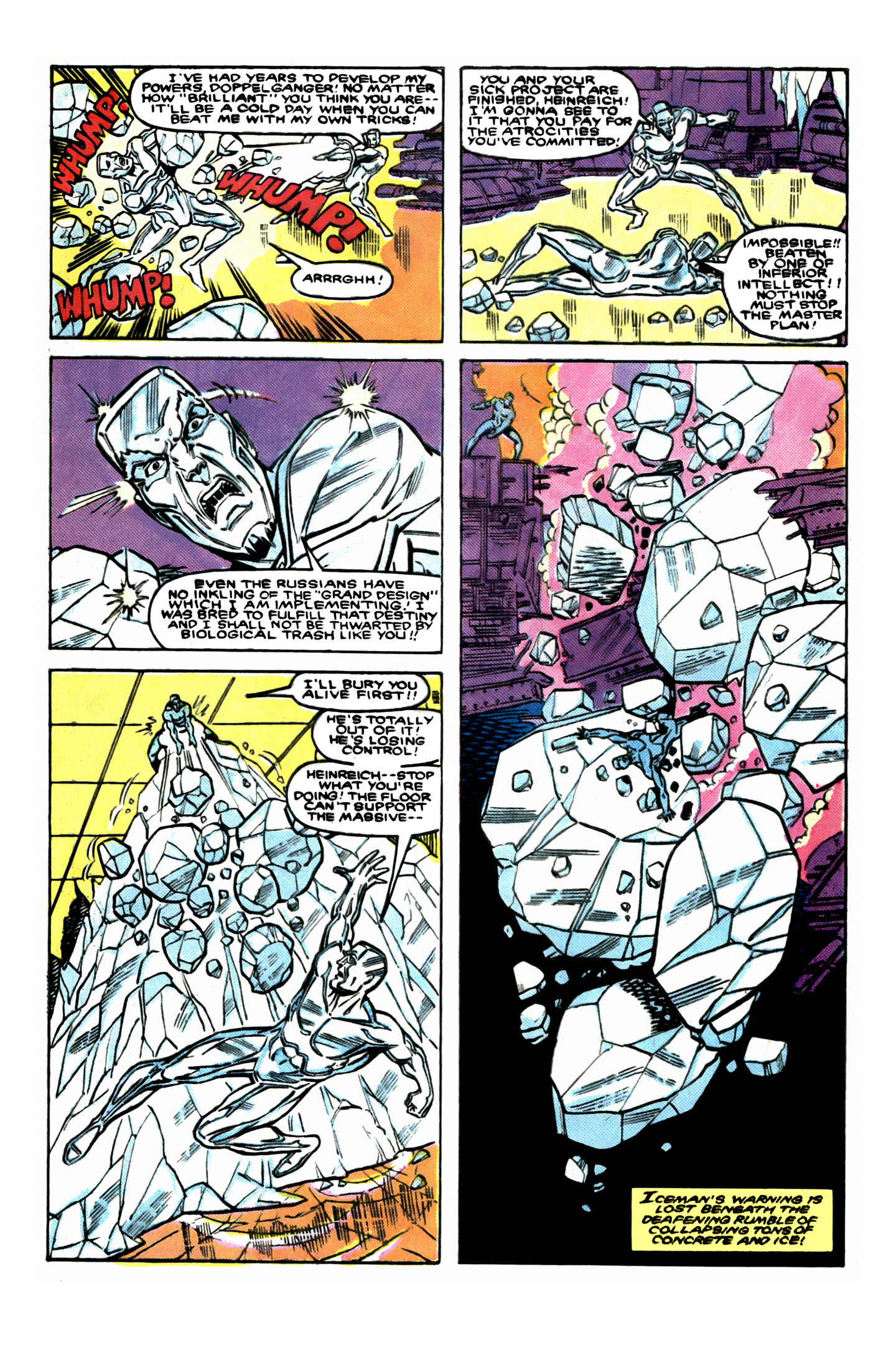 Read online X-Factor (1986) comic -  Issue # _ Annual 1 - 36