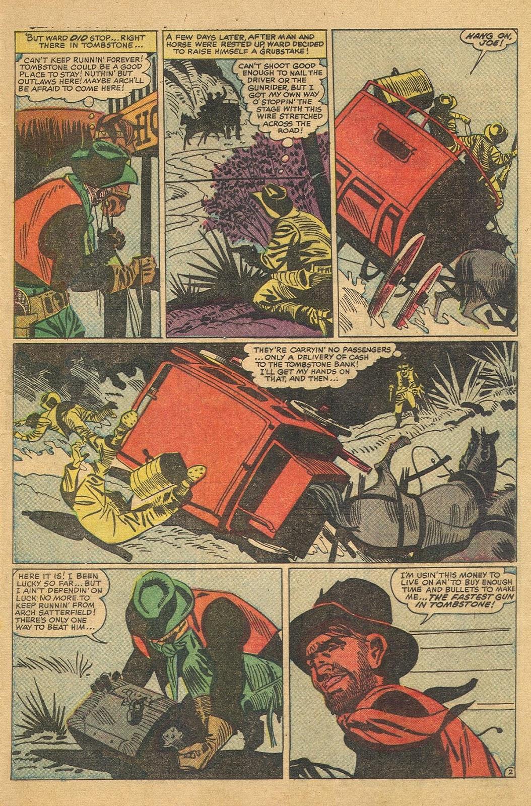 Gunsmoke Western issue 44 - Page 9