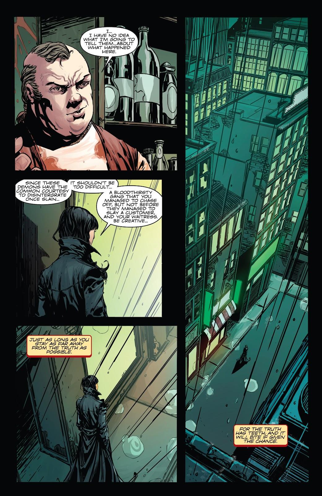 Read online Vampirella Strikes comic -  Issue #1 - 16