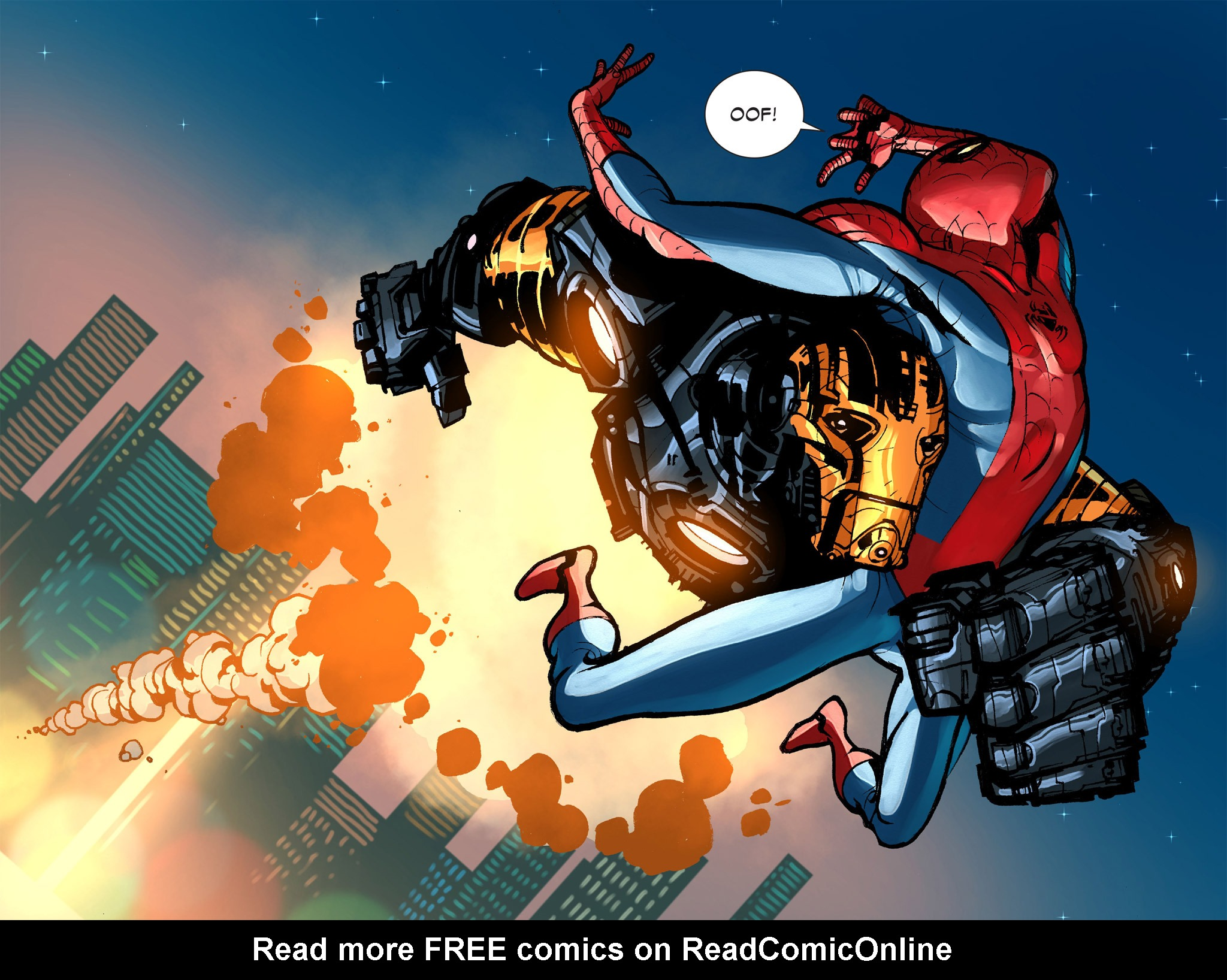 Read online Amazing Spider-Man: Who Am I? comic -  Issue # Full (Part 1) - 143