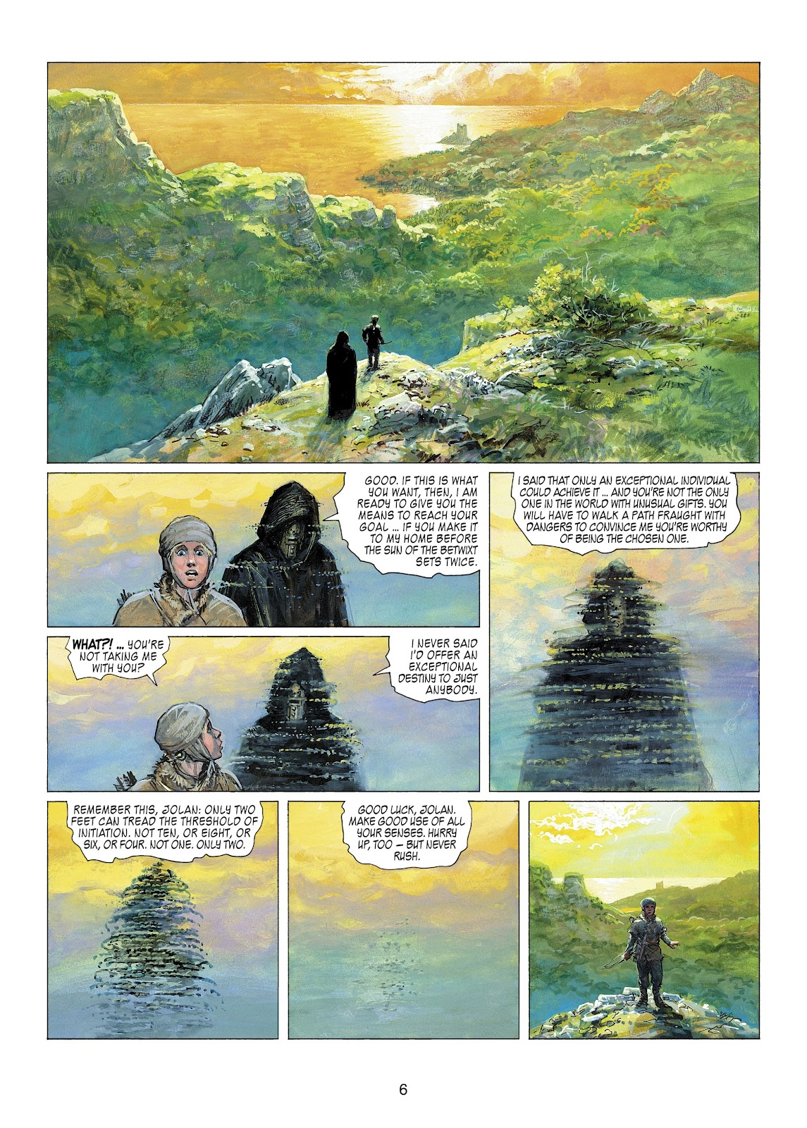 Read online Thorgal comic -  Issue #22 - 8
