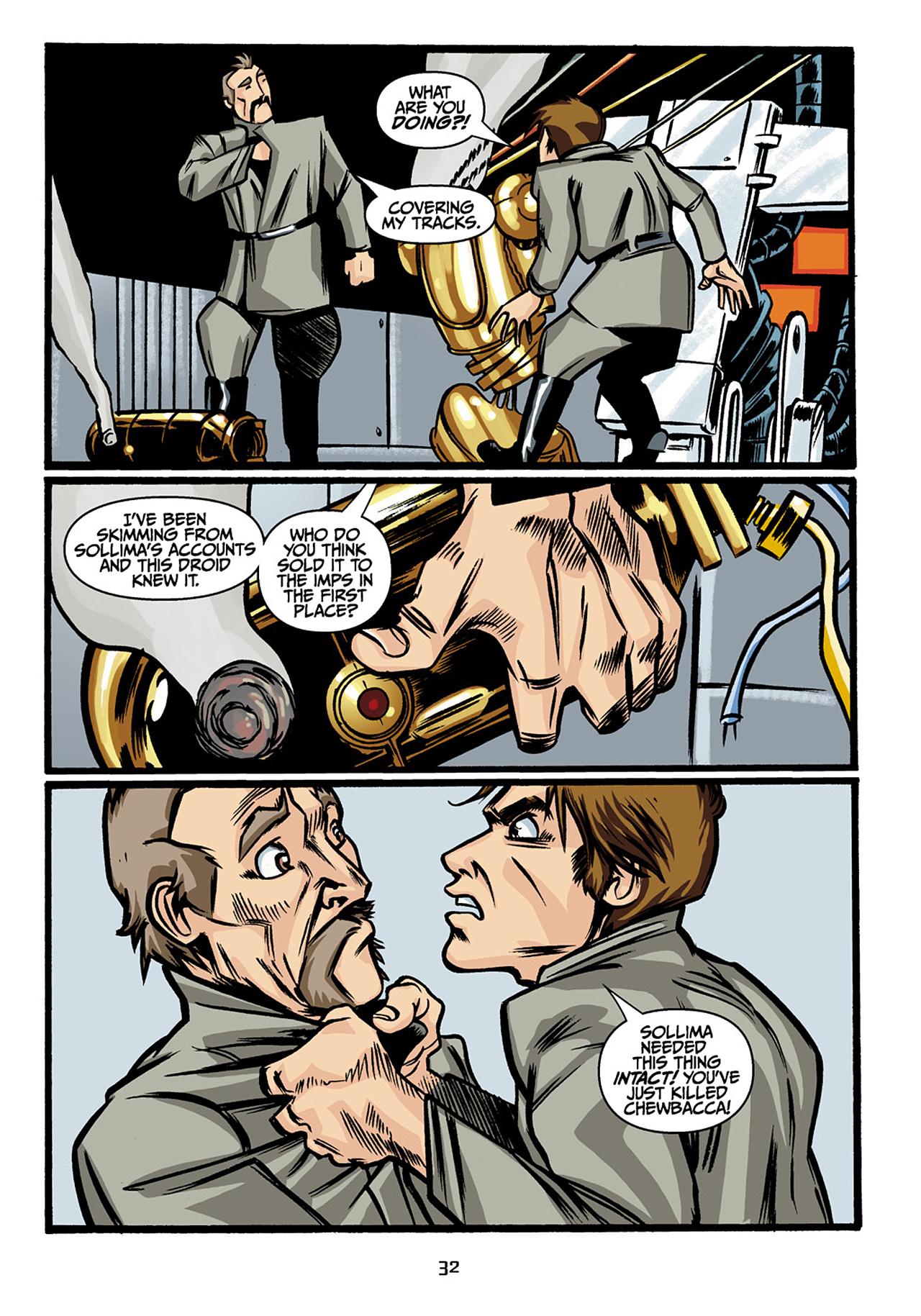 Read online Star Wars Omnibus comic -  Issue # Vol. 33 - 34