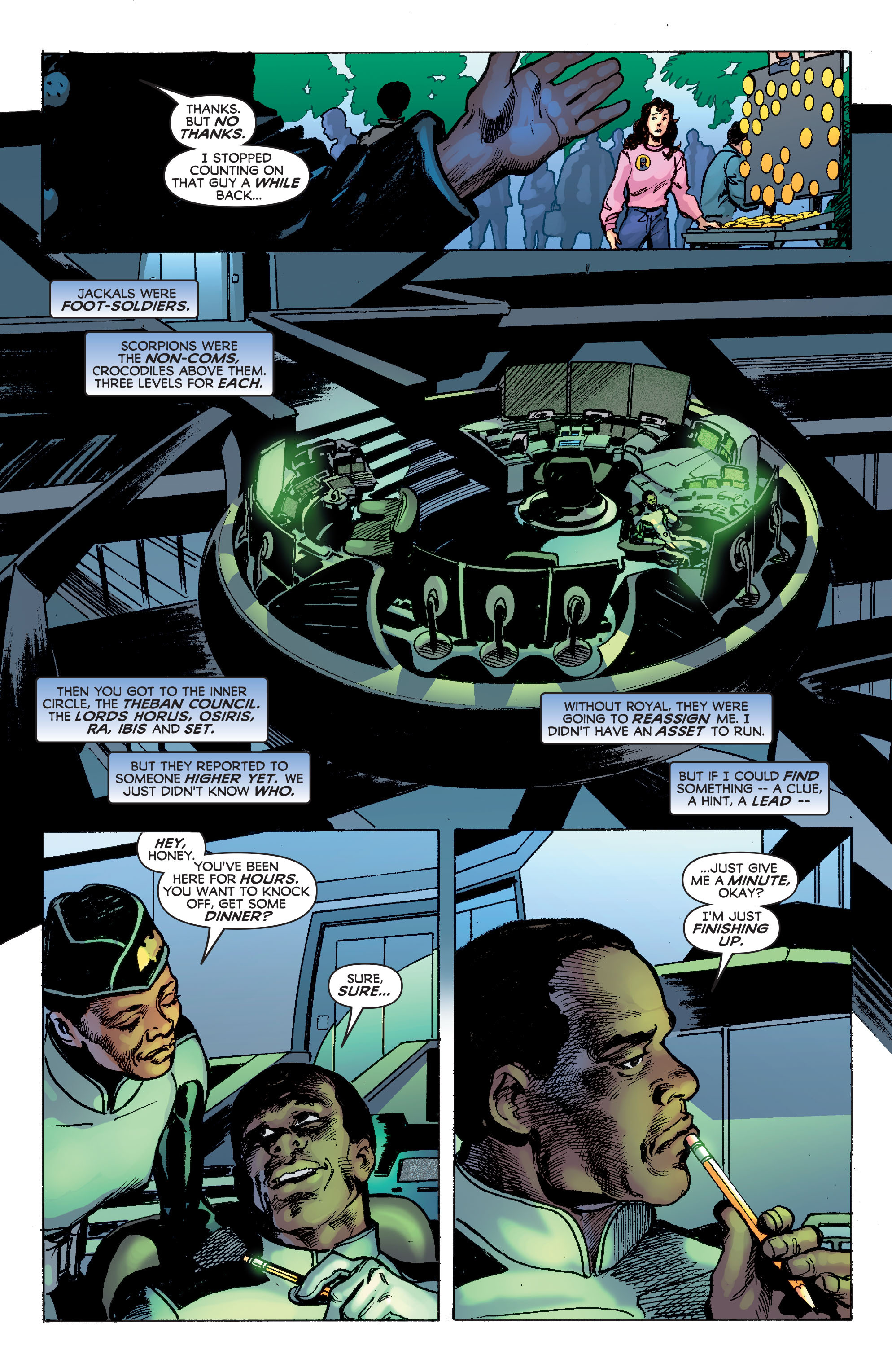Read online Astro City: Dark Age/Book Three comic -  Issue #2 - 19