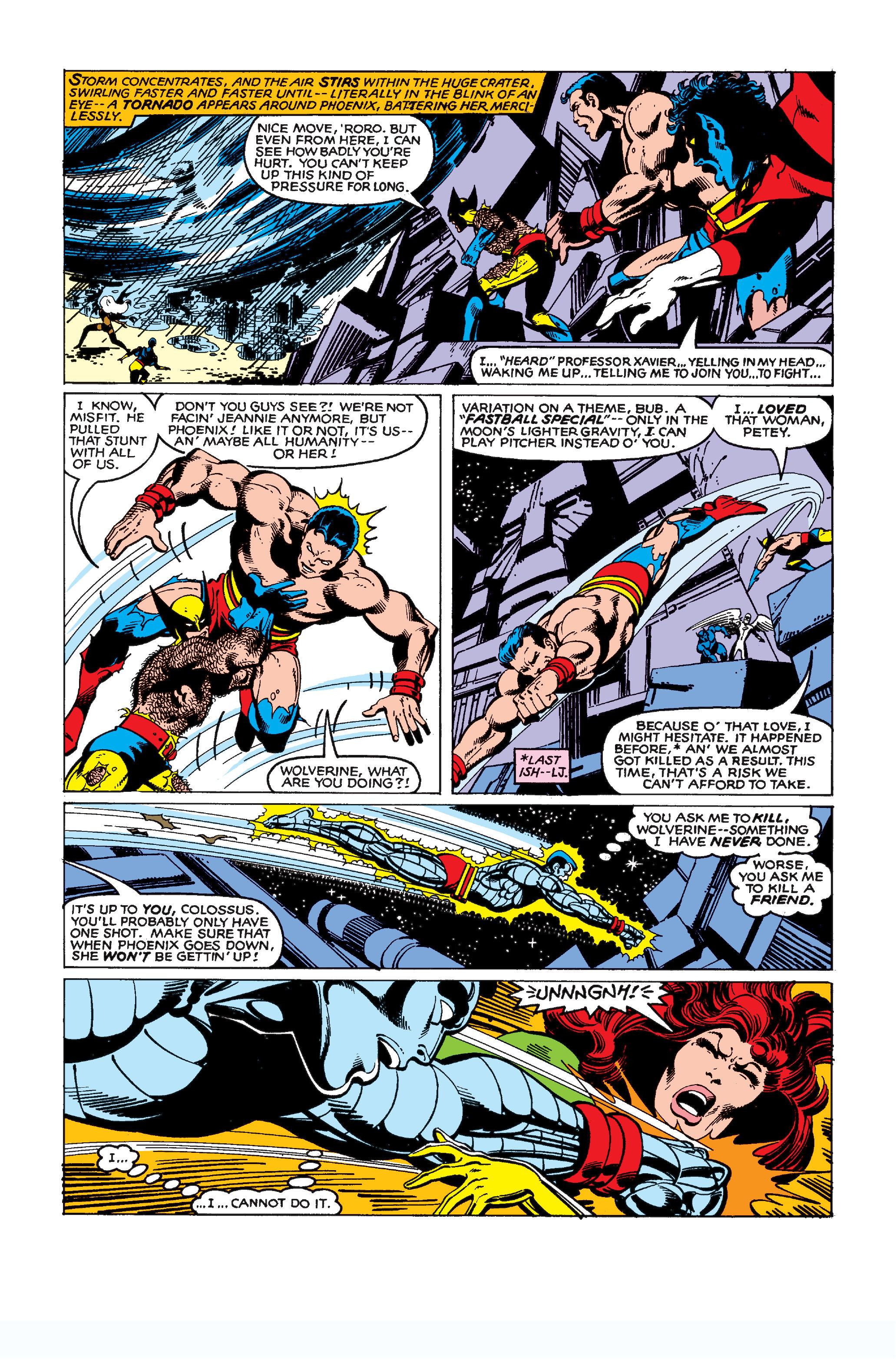 Uncanny X-Men (1963) 137 Page 31