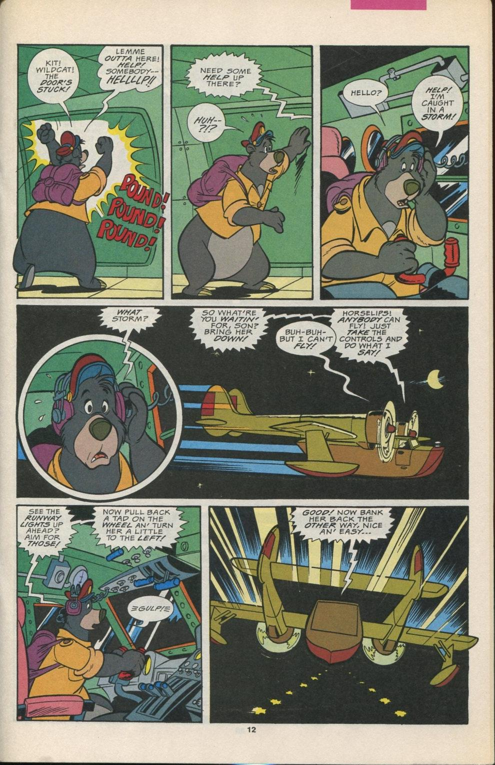 Read online Disney's Tale Spin comic -  Issue #5 - 13