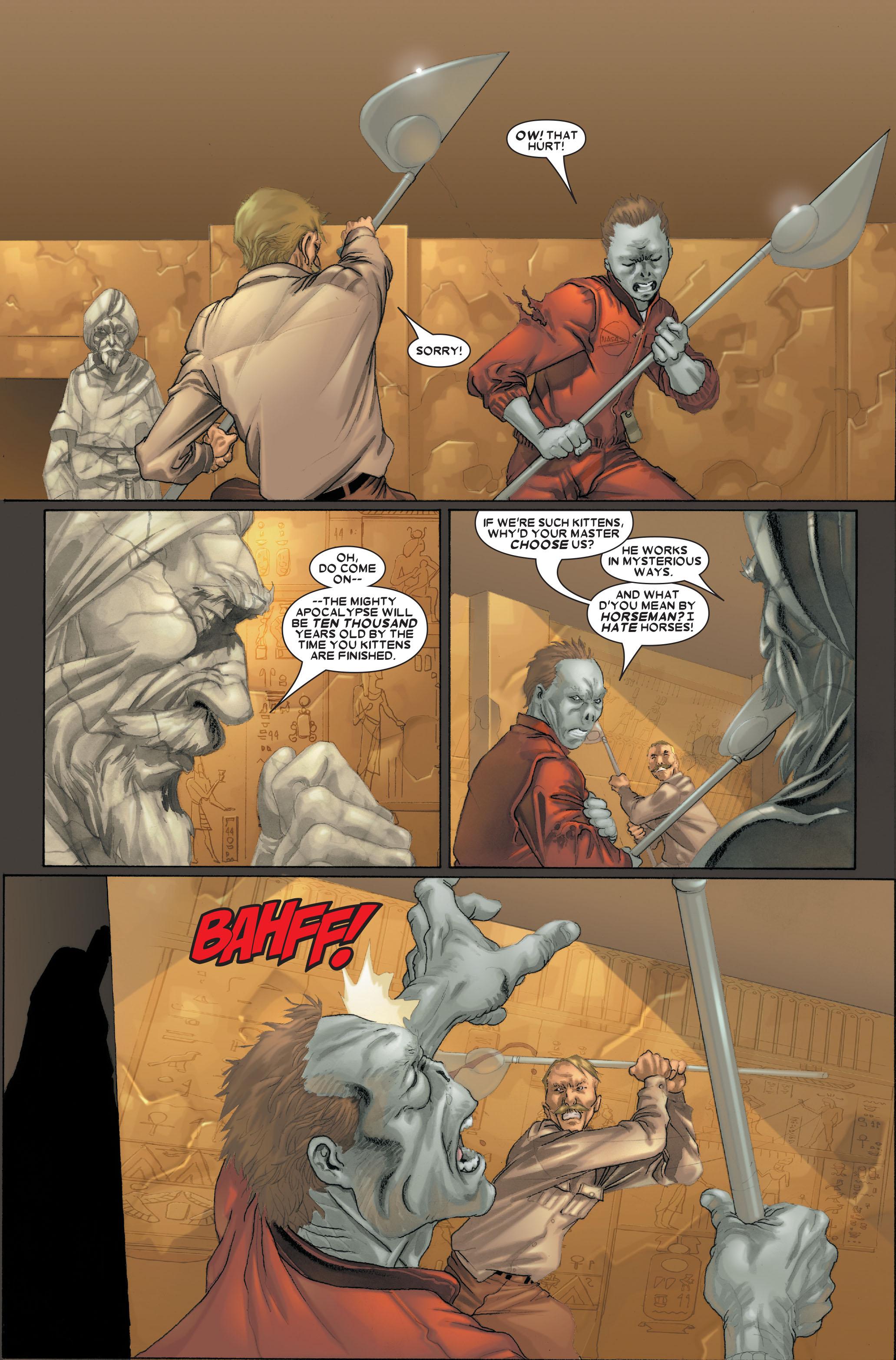X-Men (1991) 182 Page 8