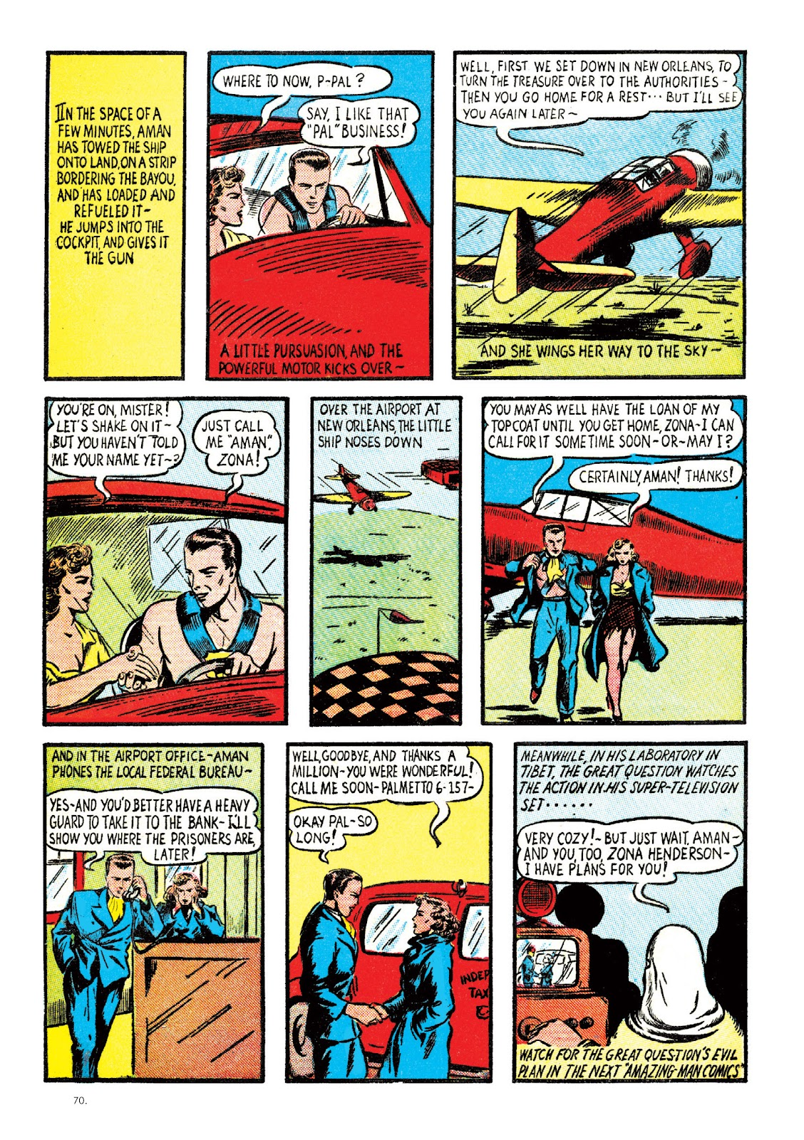 Read online The Bill Everett Archives comic -  Issue # TPB 2 (Part 1) - 71