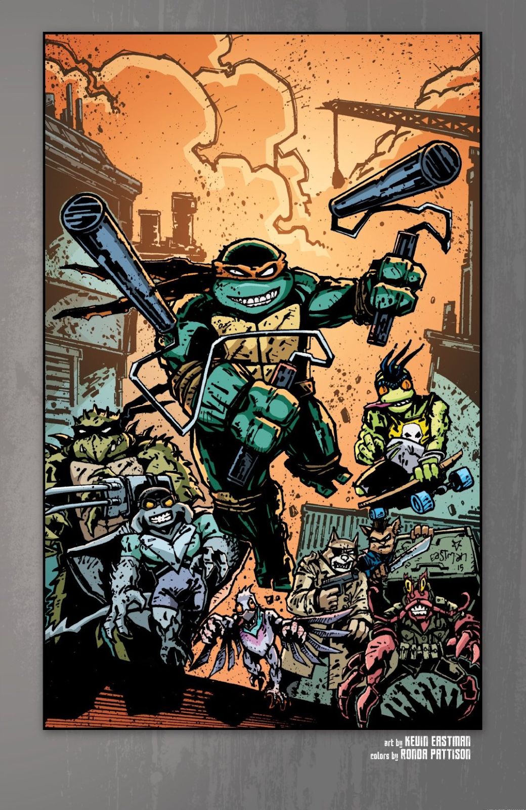 Read online Teenage Mutant Ninja Turtles: The IDW Collection comic -  Issue # TPB 7 (Part 1) - 76