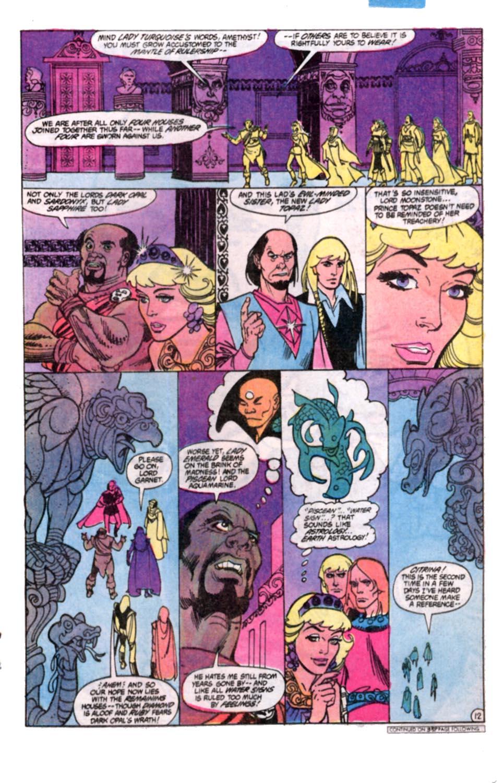 Read online Amethyst, Princess of Gemworld comic -  Issue #8 - 13