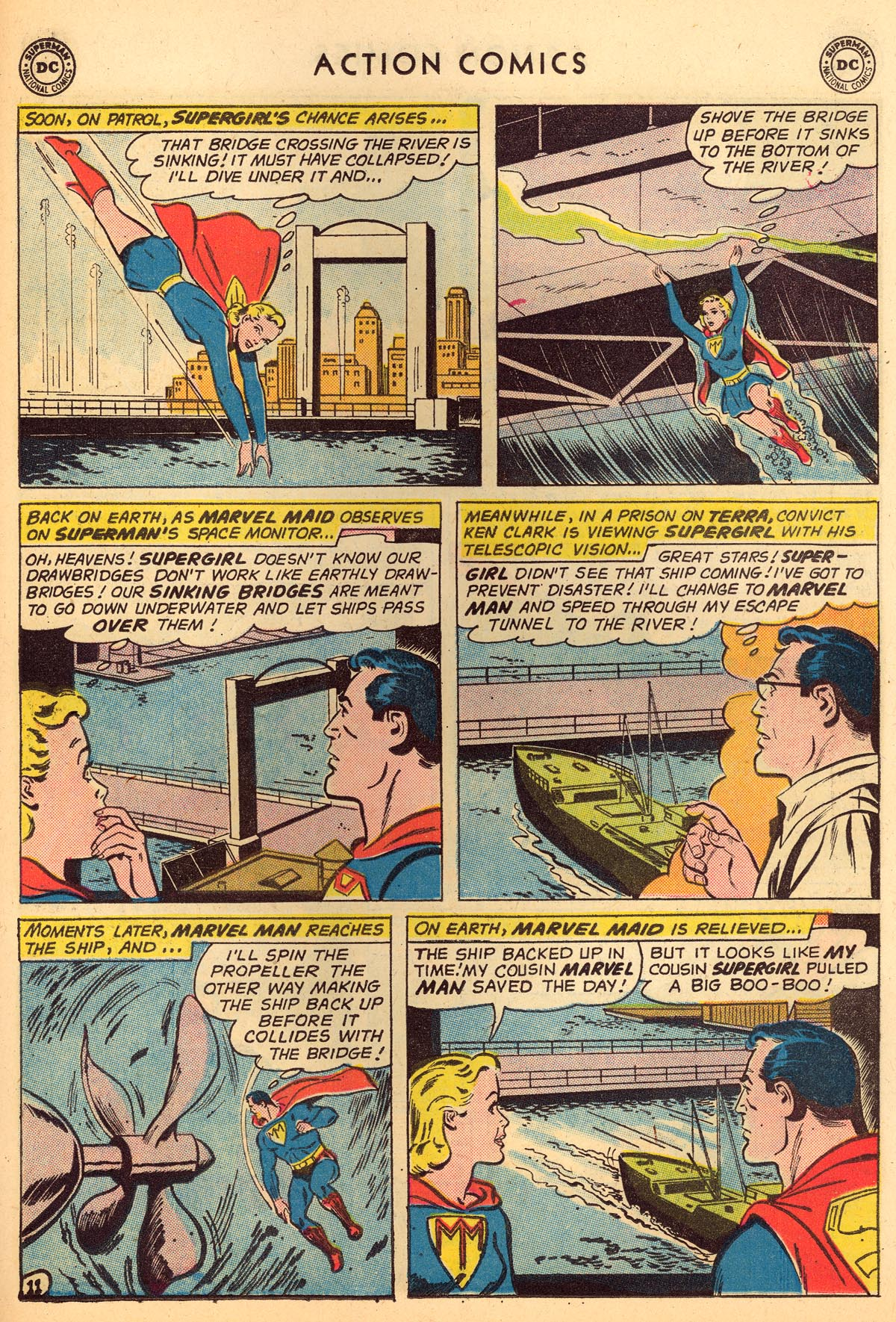 Read online Action Comics (1938) comic -  Issue #273 - 27