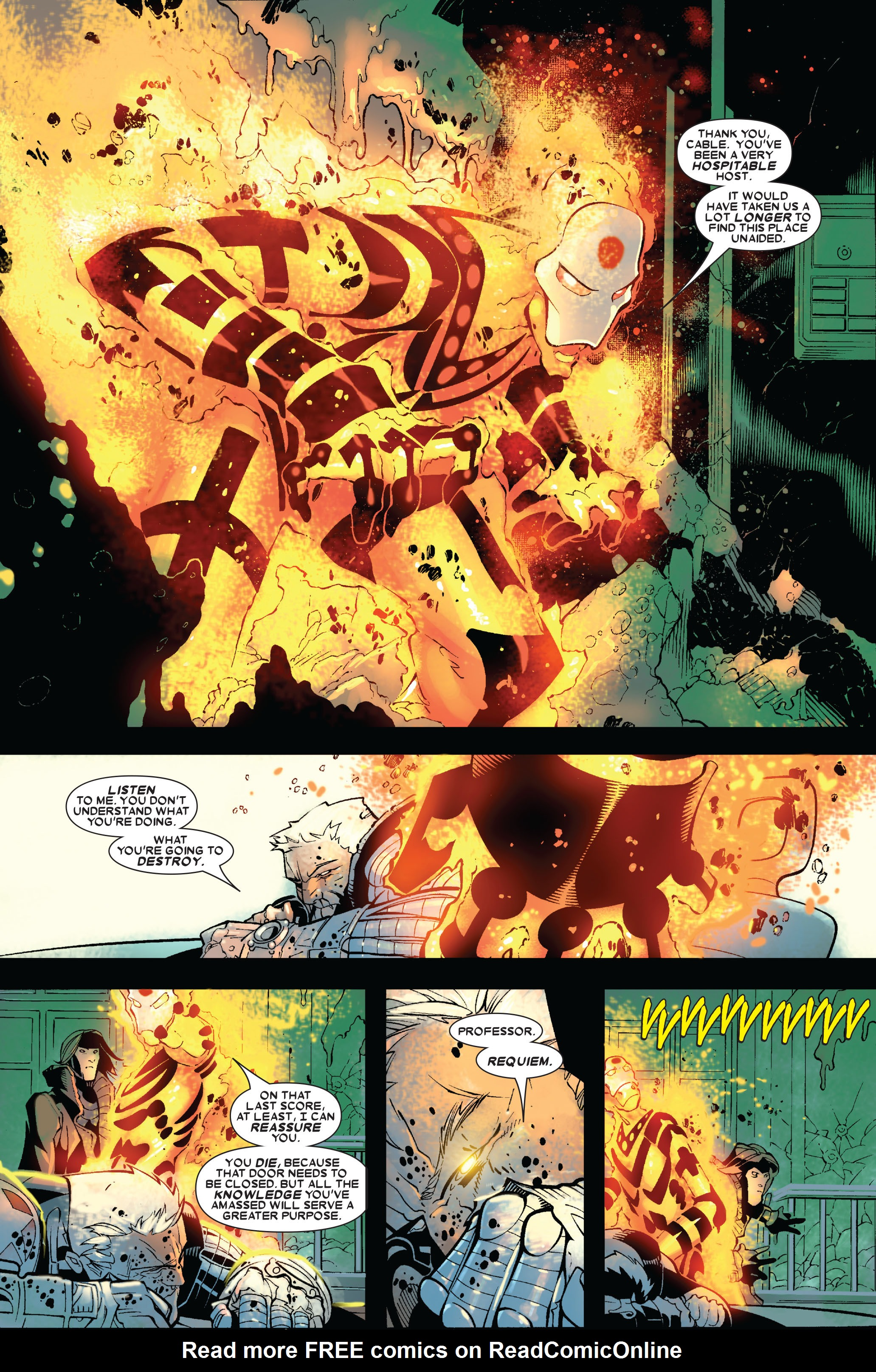 X-Men (1991) 200 Page 26