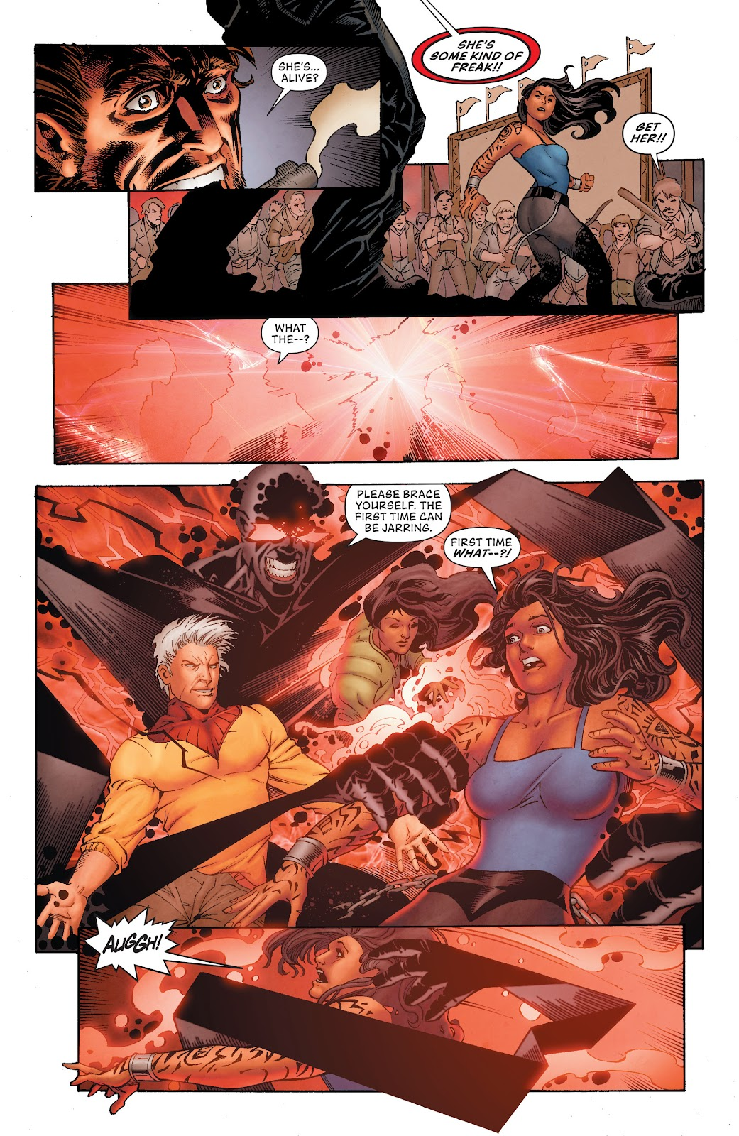 Read online The Flash (2011) comic -  Issue # _TPB 8 (Part 1) - 75