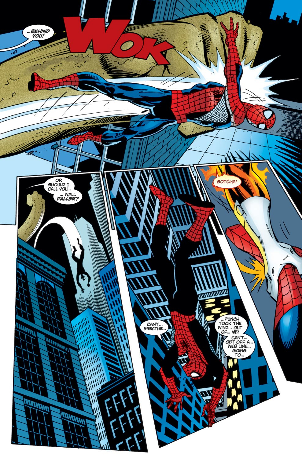 The Amazing Spider-Man (1999) 4 Page 13