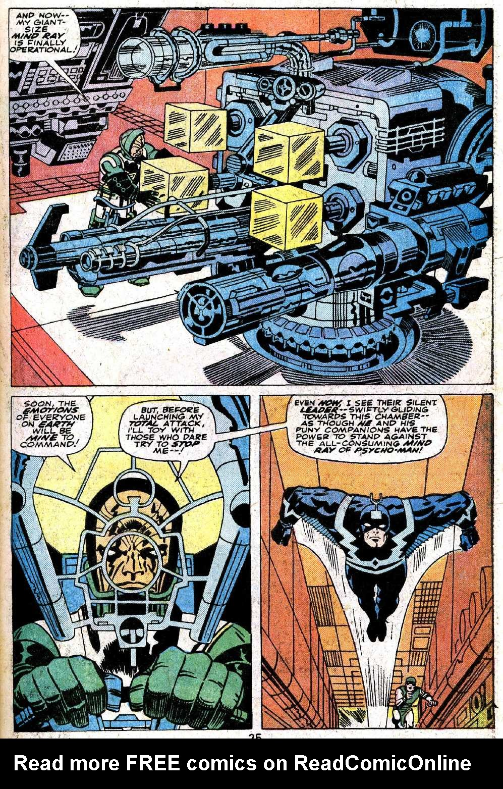Giant-Size Fantastic Four issue 5 - Page 27