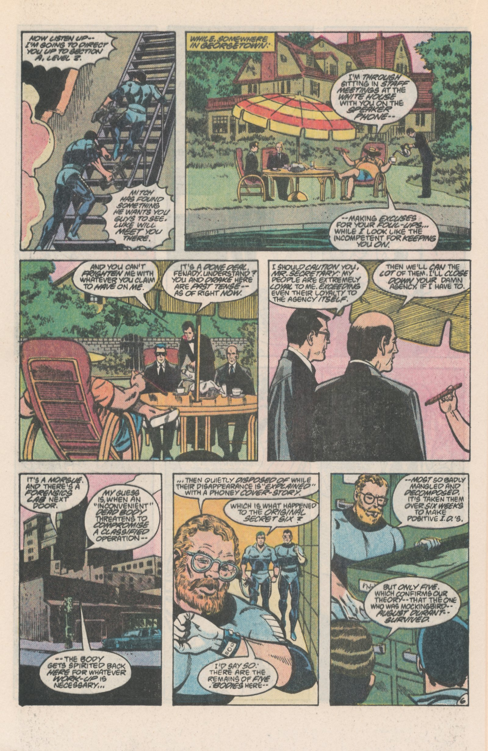 Read online Action Comics (1938) comic -  Issue #628 - 35