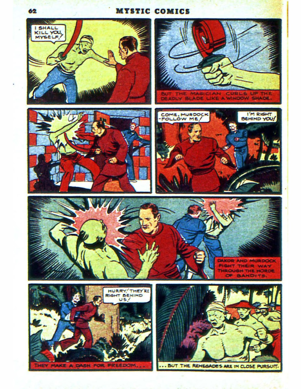 Mystic Comics (1940) issue 2 - Page 64