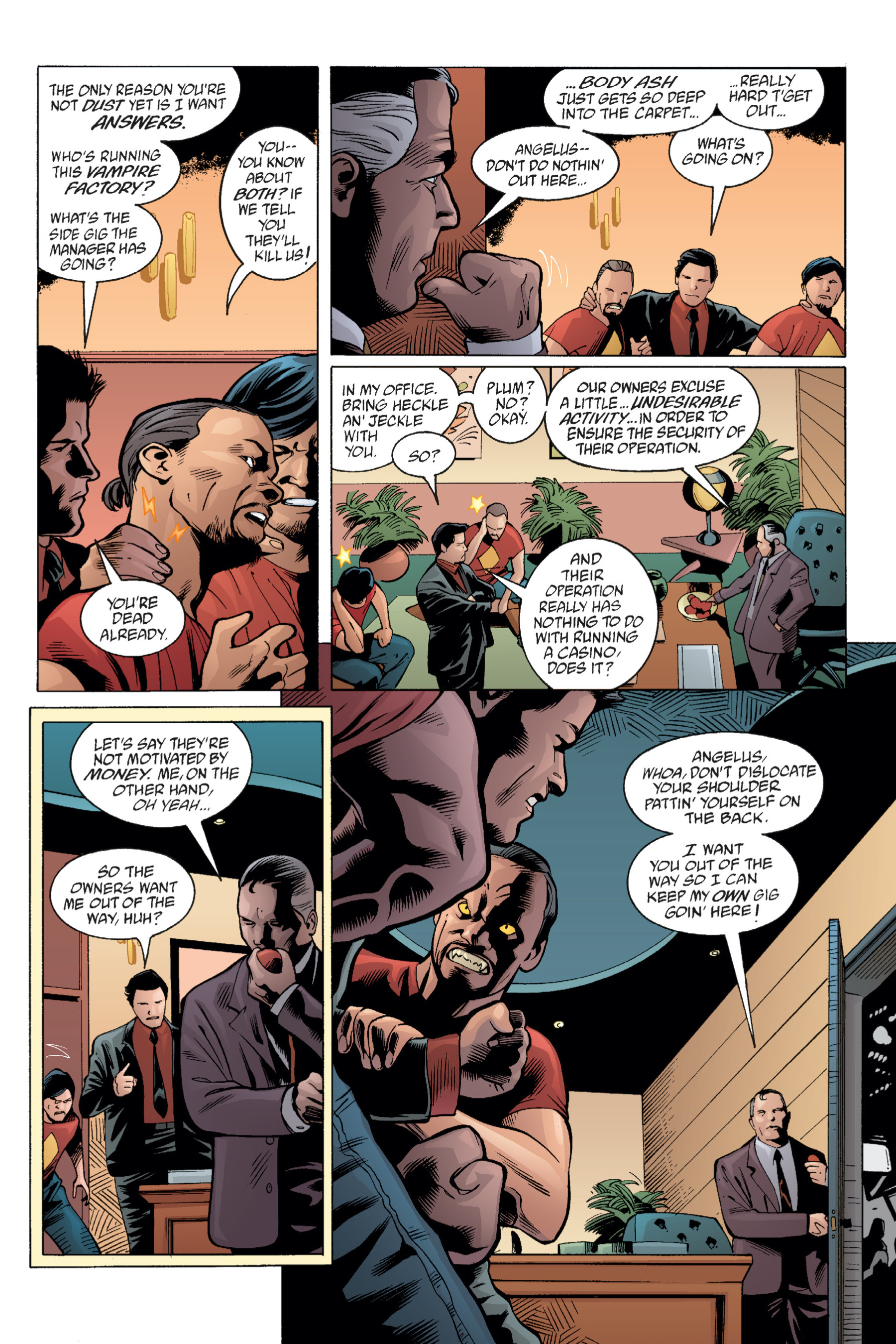 Read online Buffy the Vampire Slayer: Omnibus comic -  Issue # TPB 1 - 143