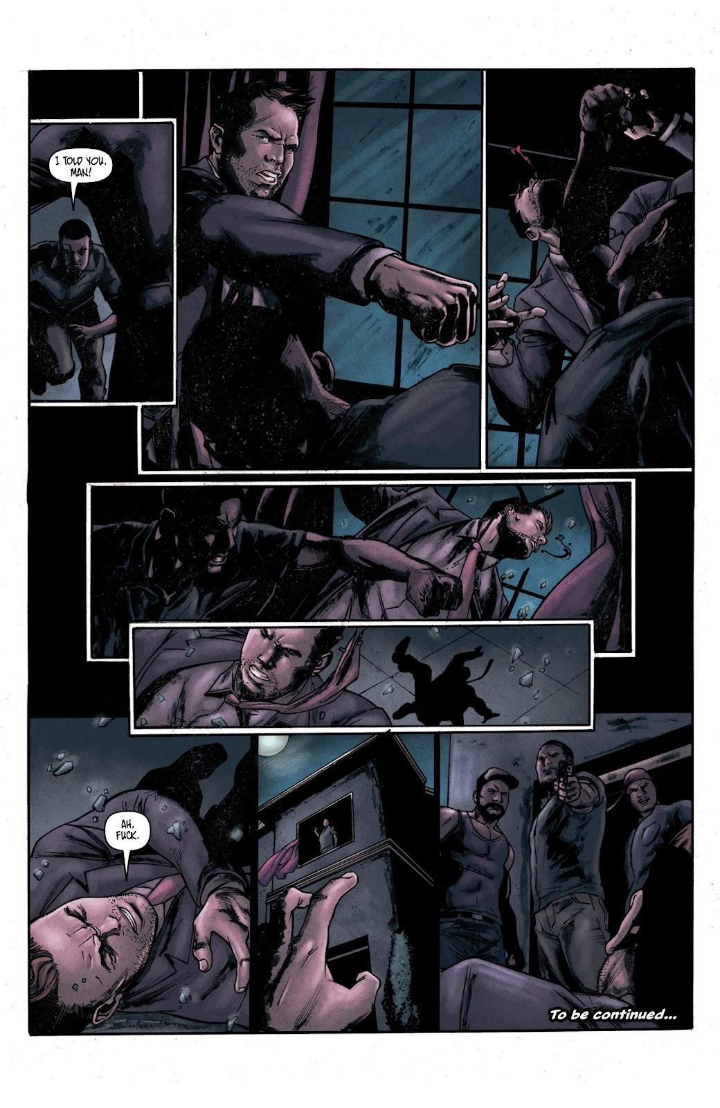 Read online Vindication comic -  Issue #2 - 23