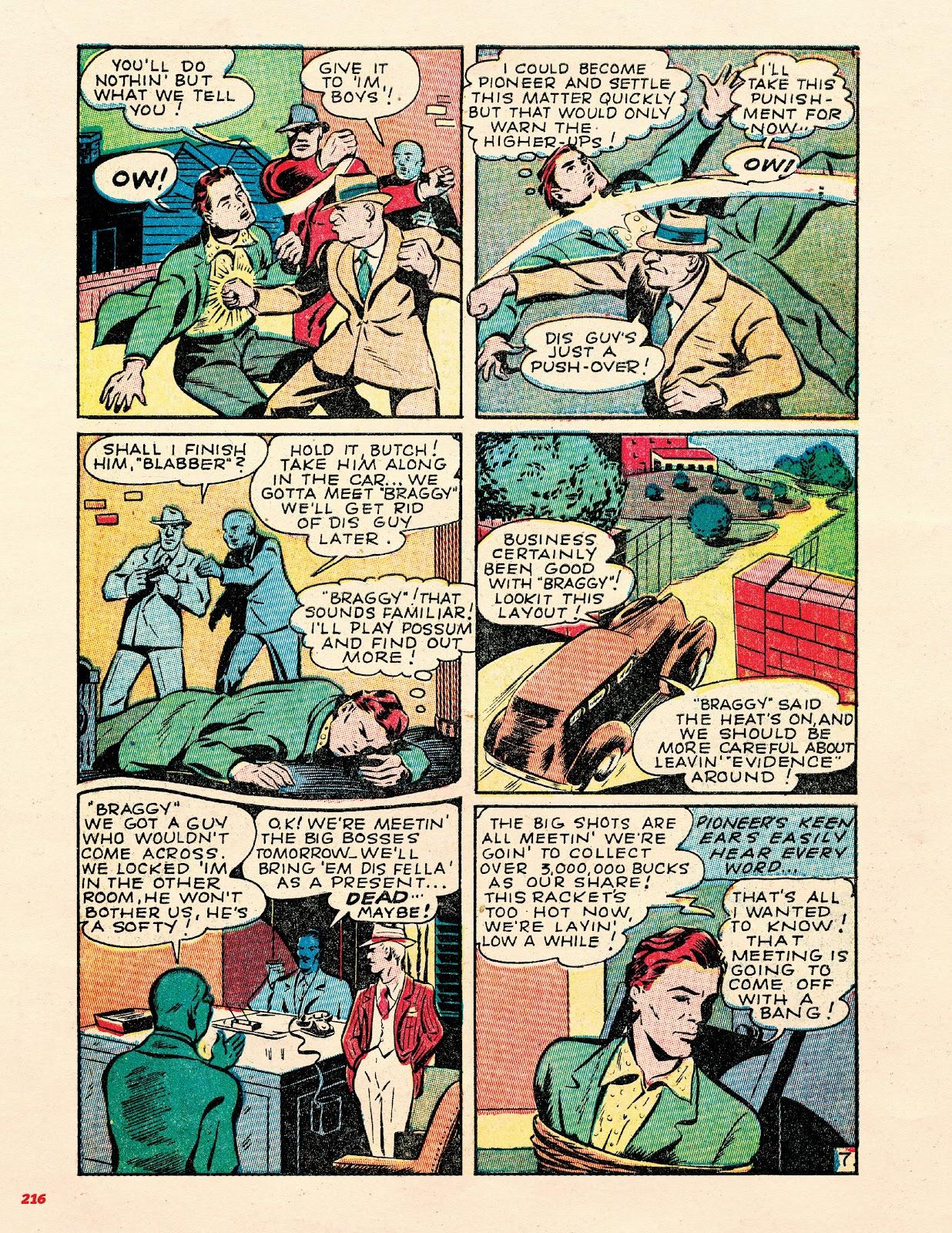 Read online Super Weird Heroes comic -  Issue # TPB 2 (Part 3) - 16