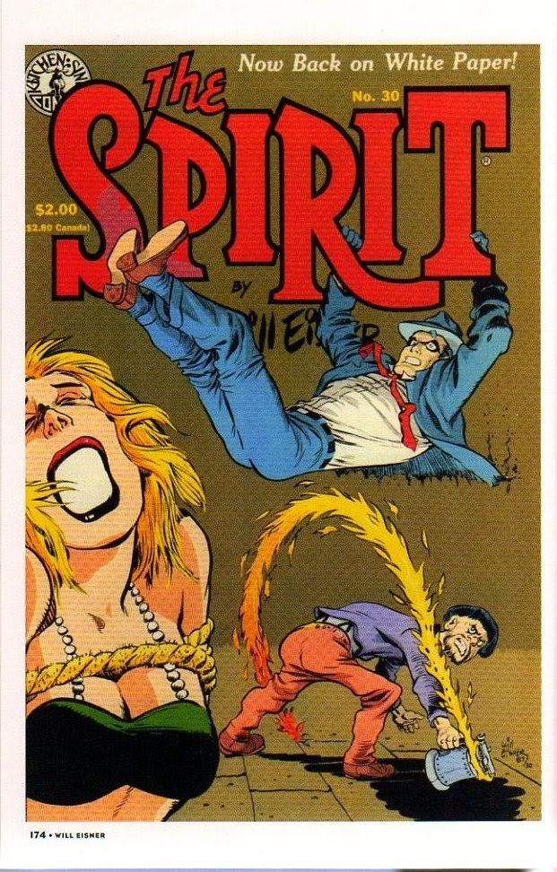 Read online Will Eisner's The Spirit Archives comic -  Issue # TPB 26 (Part 2) - 81