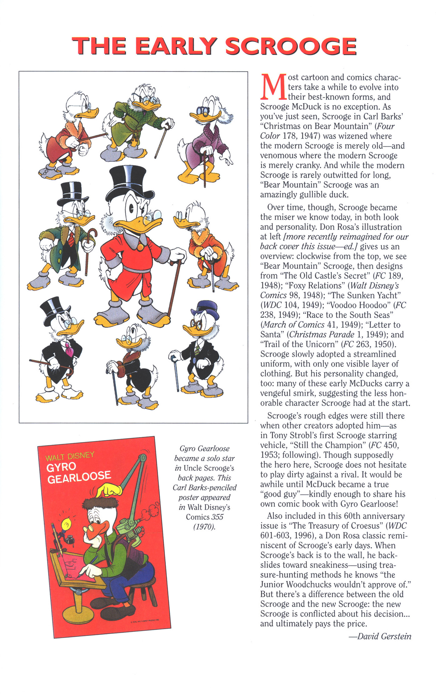 Read online Uncle Scrooge (1953) comic -  Issue #372 - 23