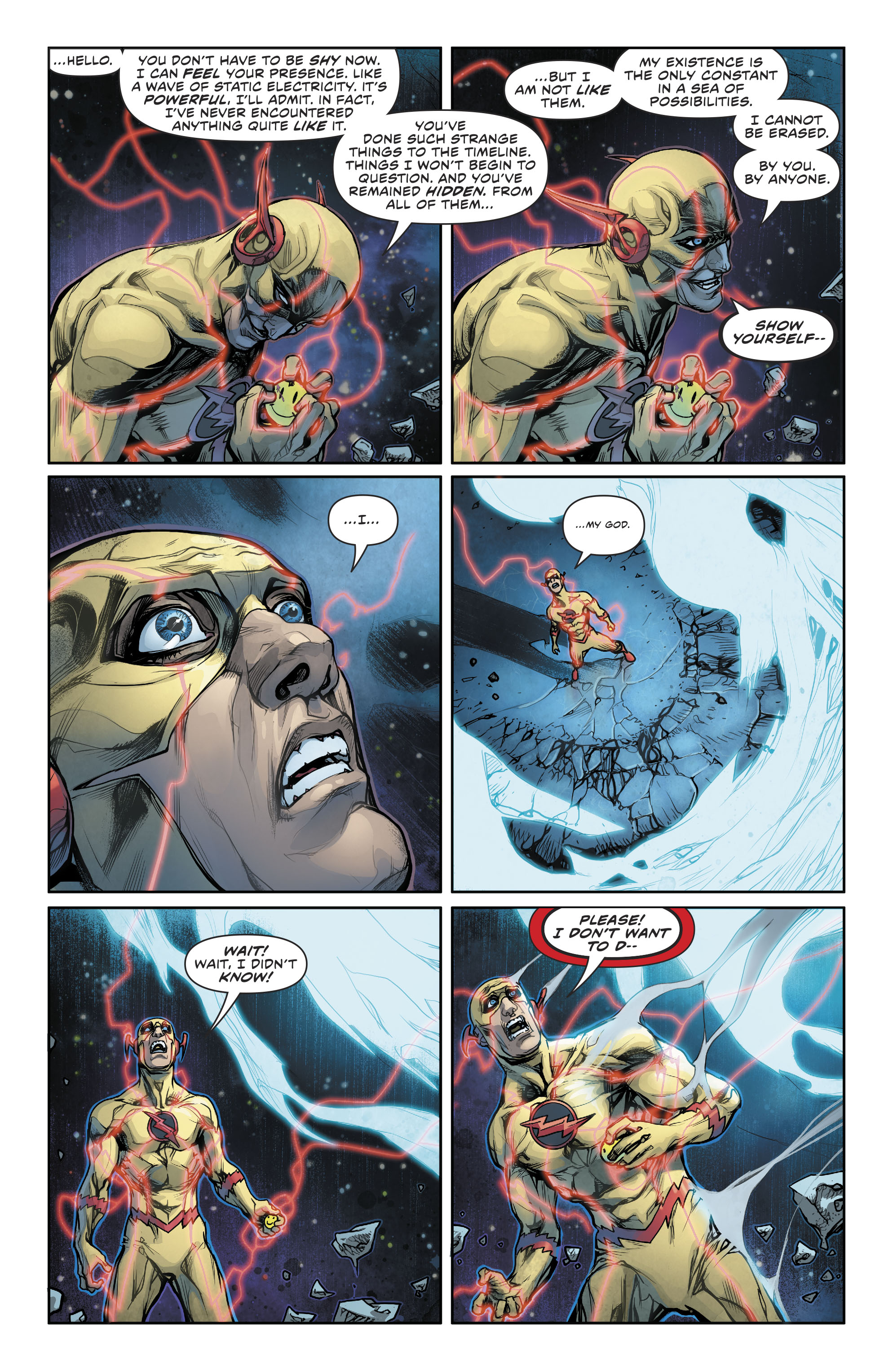 Read online The Flash (2016) comic -  Issue #22 - 8
