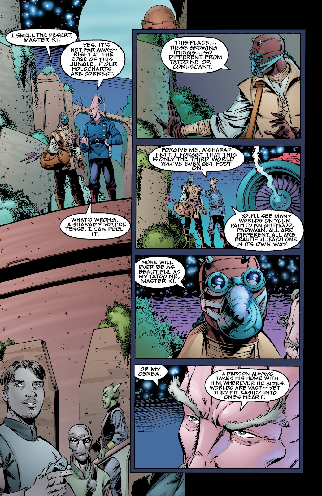 Read online Star Wars Legends Epic Collection: The Menace Revealed comic -  Issue # TPB (Part 3) - 83