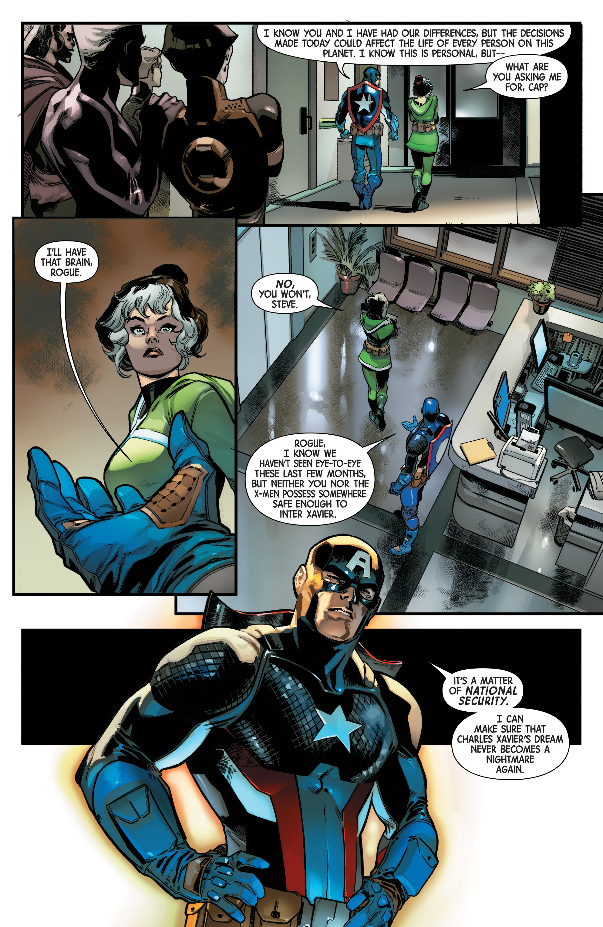 Read online Uncanny Avengers [II] comic -  Issue #22 - 6