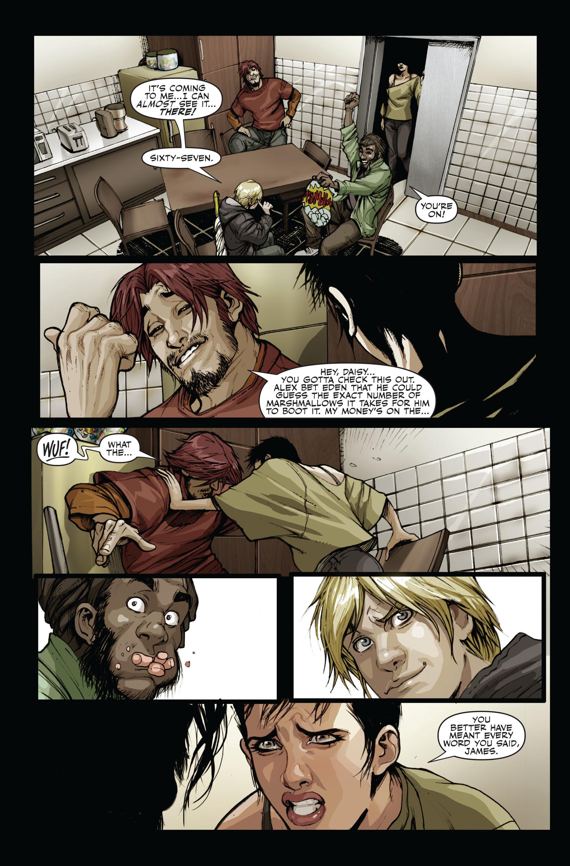Read online Secret Warriors comic -  Issue #15 - 23