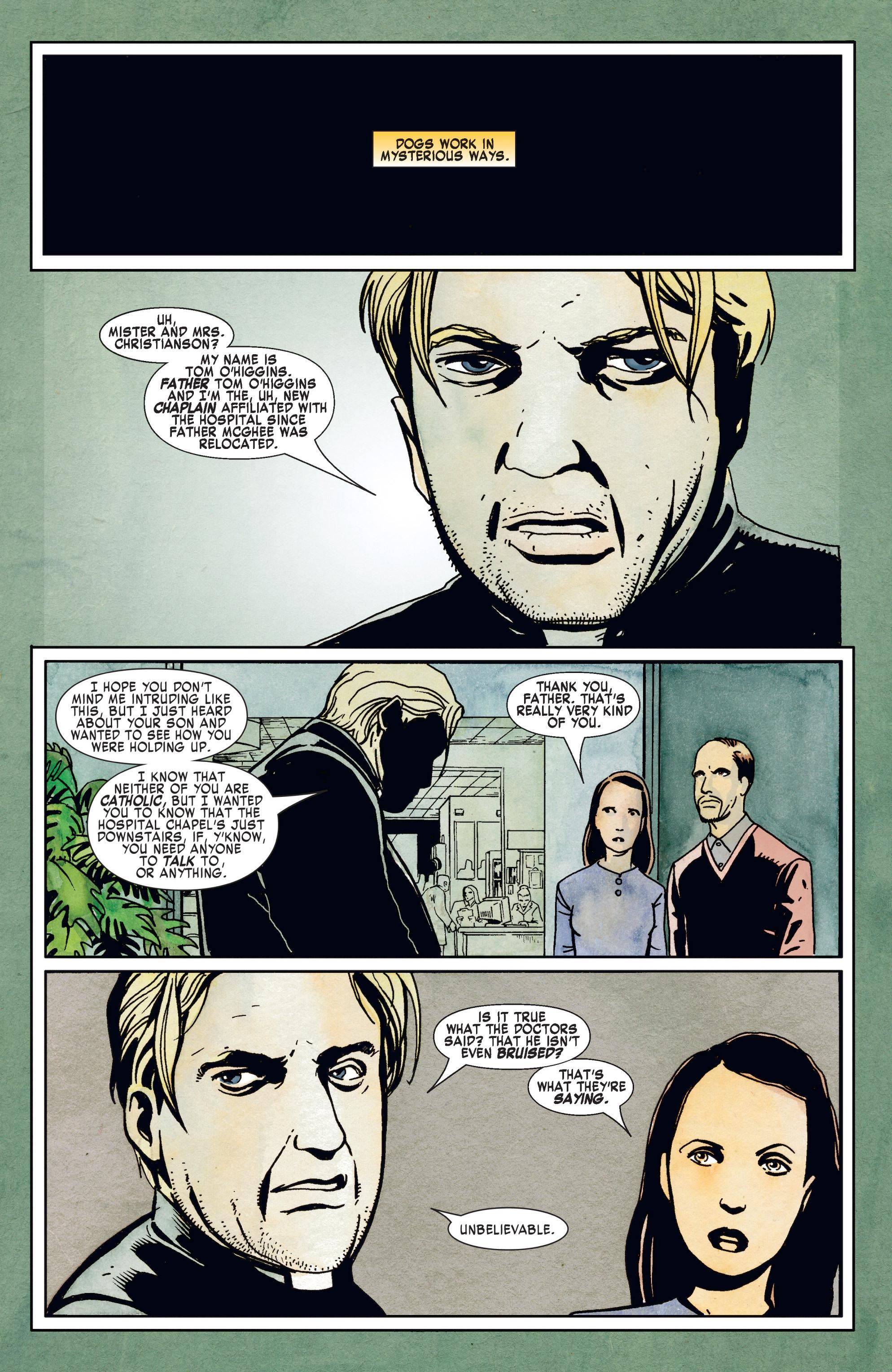 Read online American Jesus comic -  Issue # TPB - 13