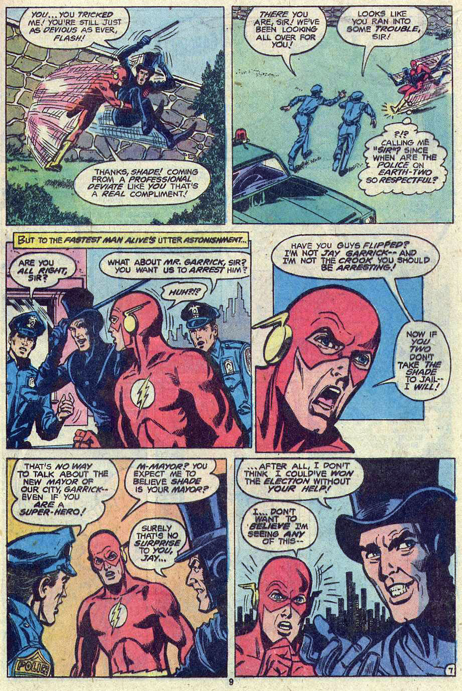 Read online Adventure Comics (1938) comic -  Issue #460 - 9