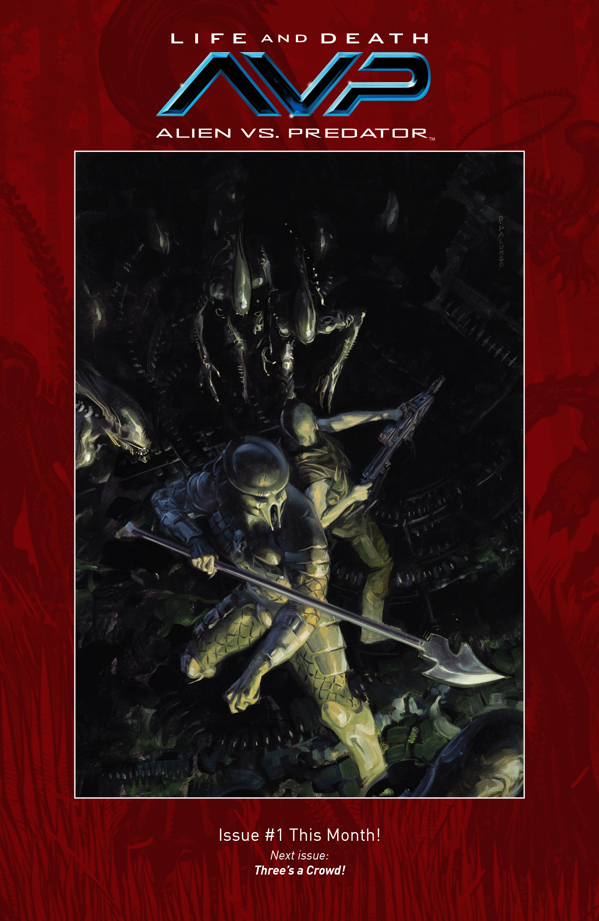 Read online Aliens: Life And Death comic -  Issue #4 - 26