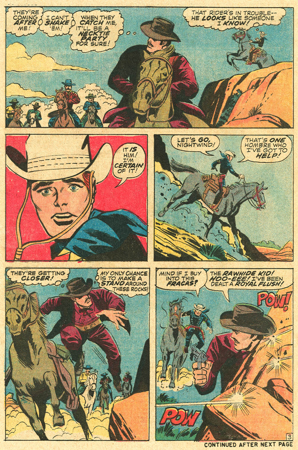 The Rawhide Kid (1955) issue 100 - Page 5