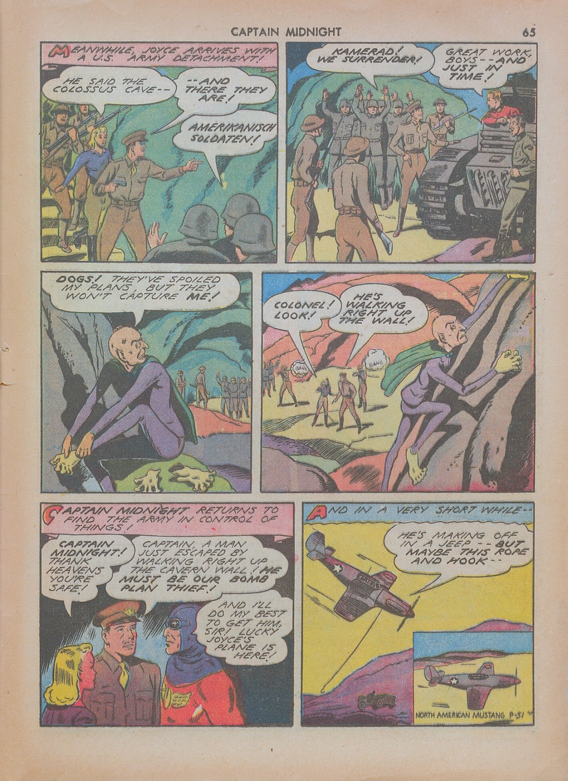 Captain Midnight (1942) issue 7 - Page 65