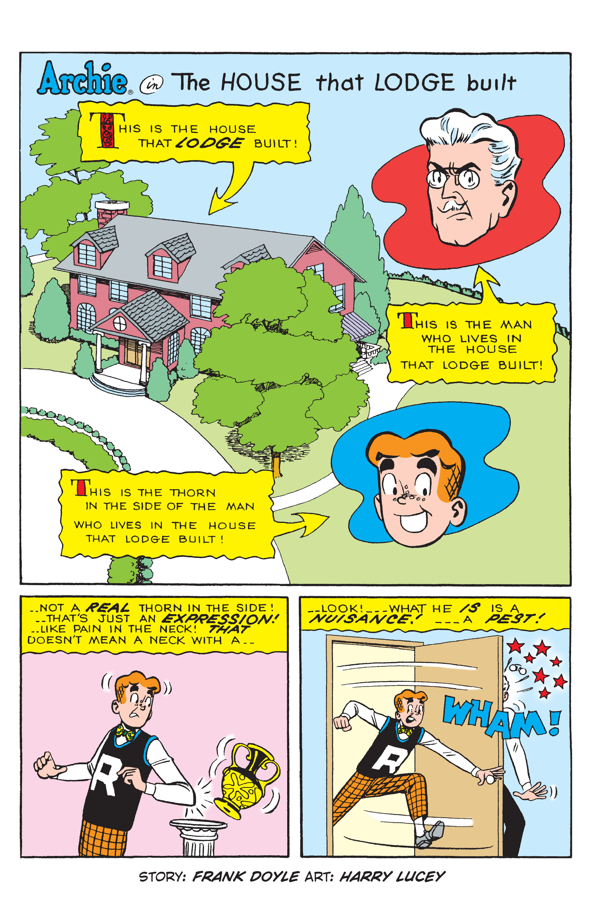Read online Archie (2015) comic -  Issue #9 - 25