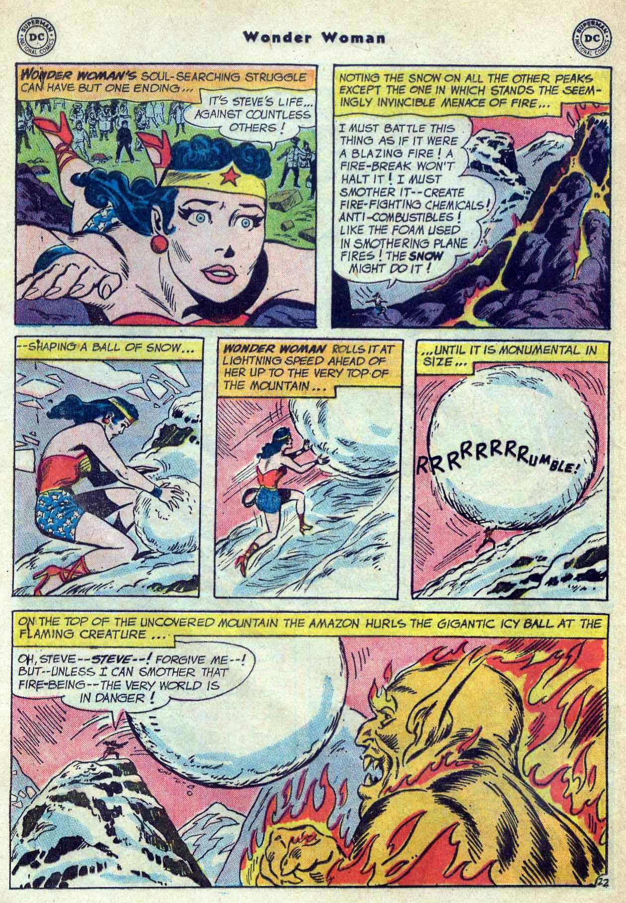 Read online Wonder Woman (1942) comic -  Issue #120 - 28
