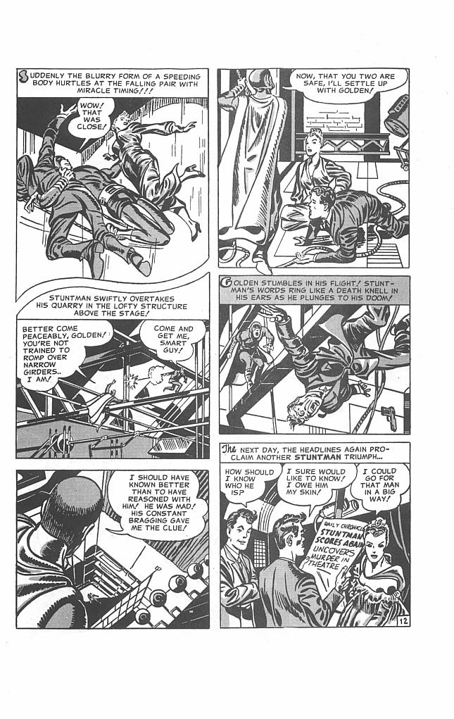 Read online Men of Mystery Comics comic -  Issue #17 - 15