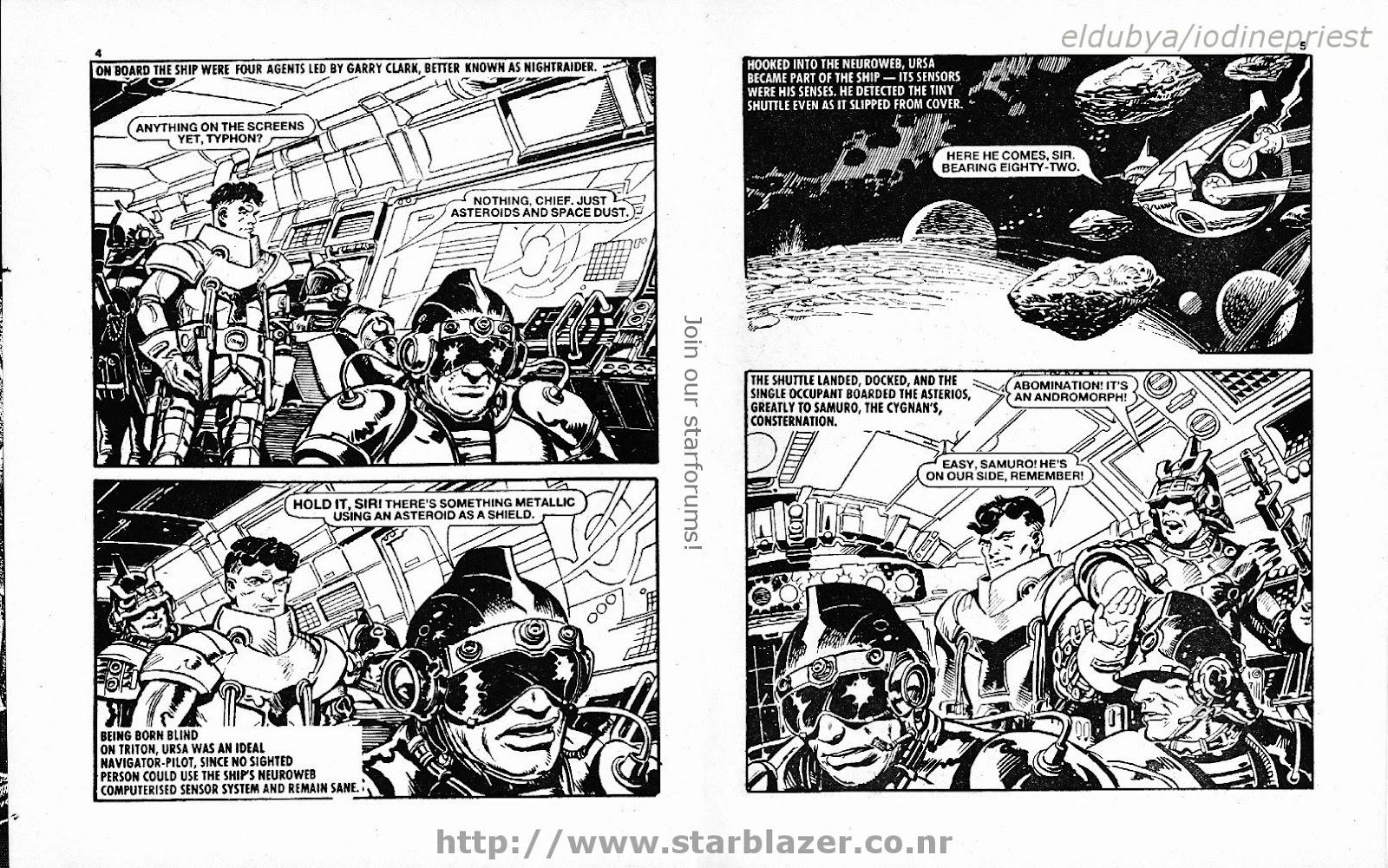 Starblazer issue 172 - Page 4