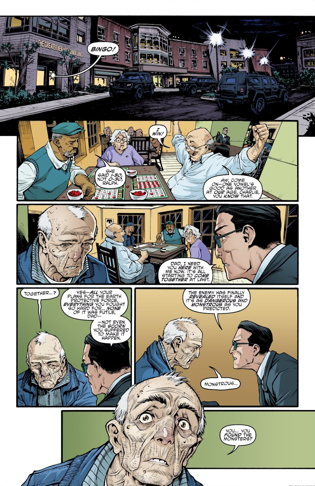 Read online Teenage Mutant Ninja Turtles: The IDW Collection comic -  Issue # TPB 9 (Part 1) - 55